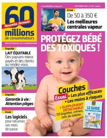 troc de troc n°540 protégez bébé des toxiques ! - 60 millions de consommateurs image 0