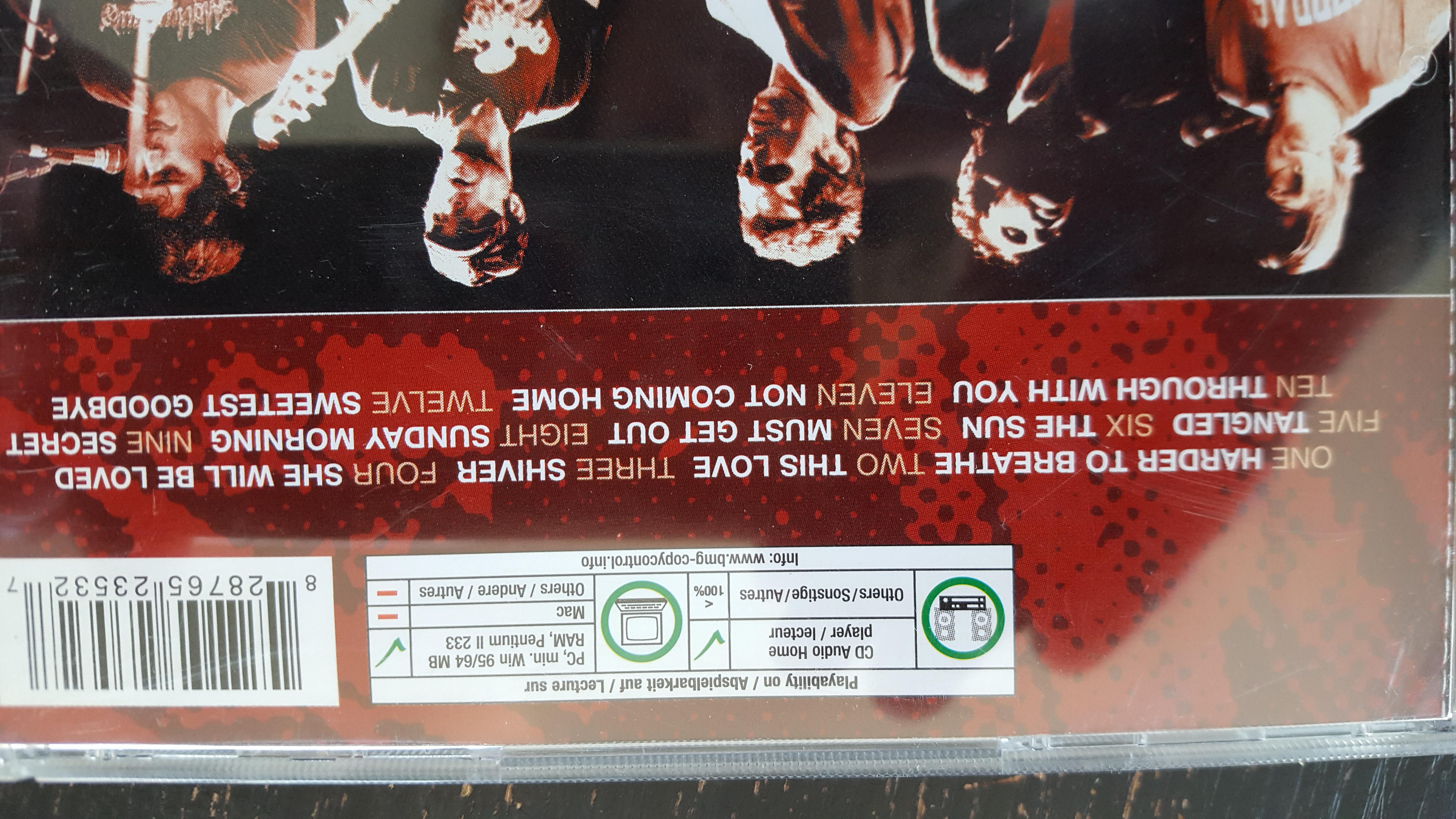 troc de troc cd maroon 5 image 1