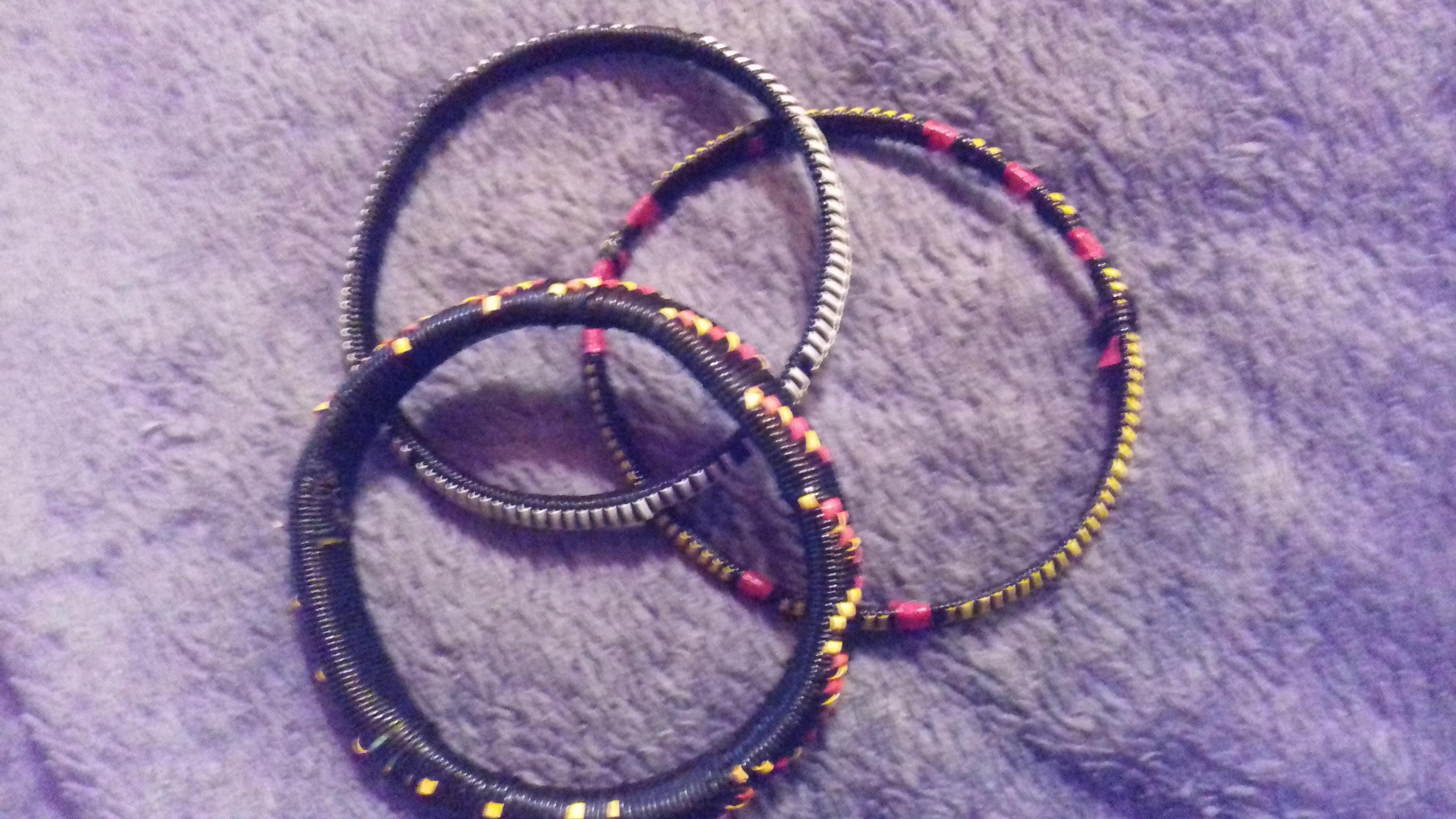 troc de troc lot bracelets image 0