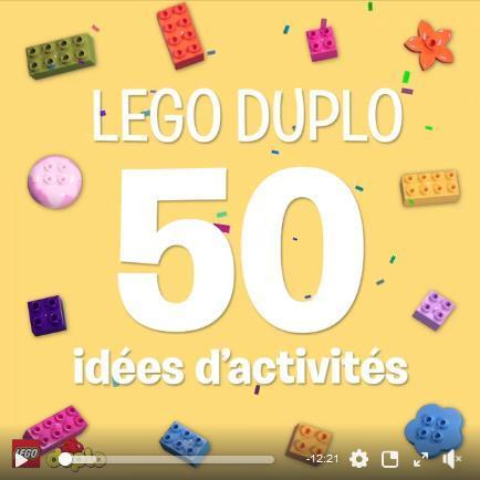 troc de troc 50 activités lego duplo pour ne pas s'ennuyer ! image 0