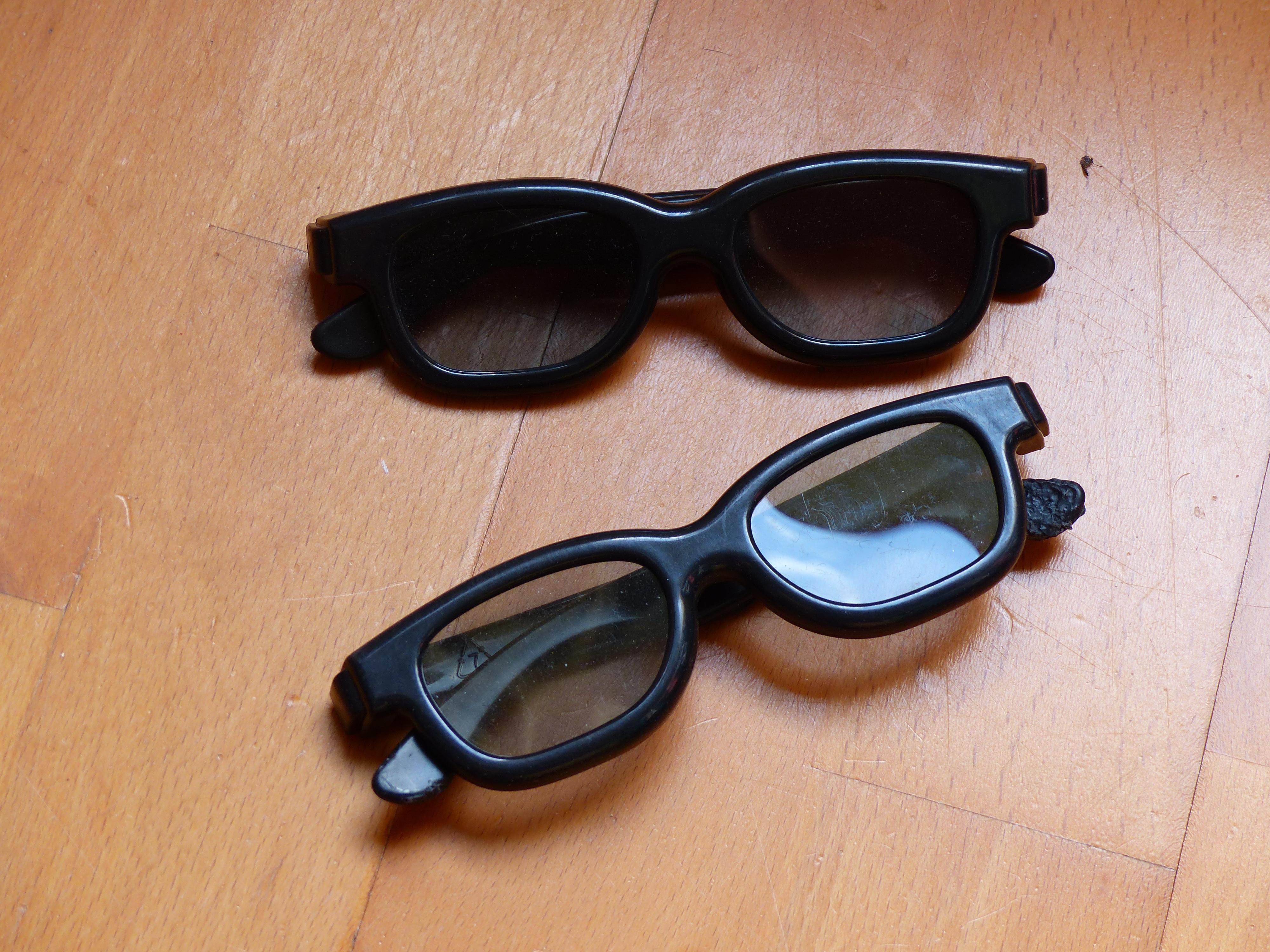troc de troc lunettes 3d enfant image 0