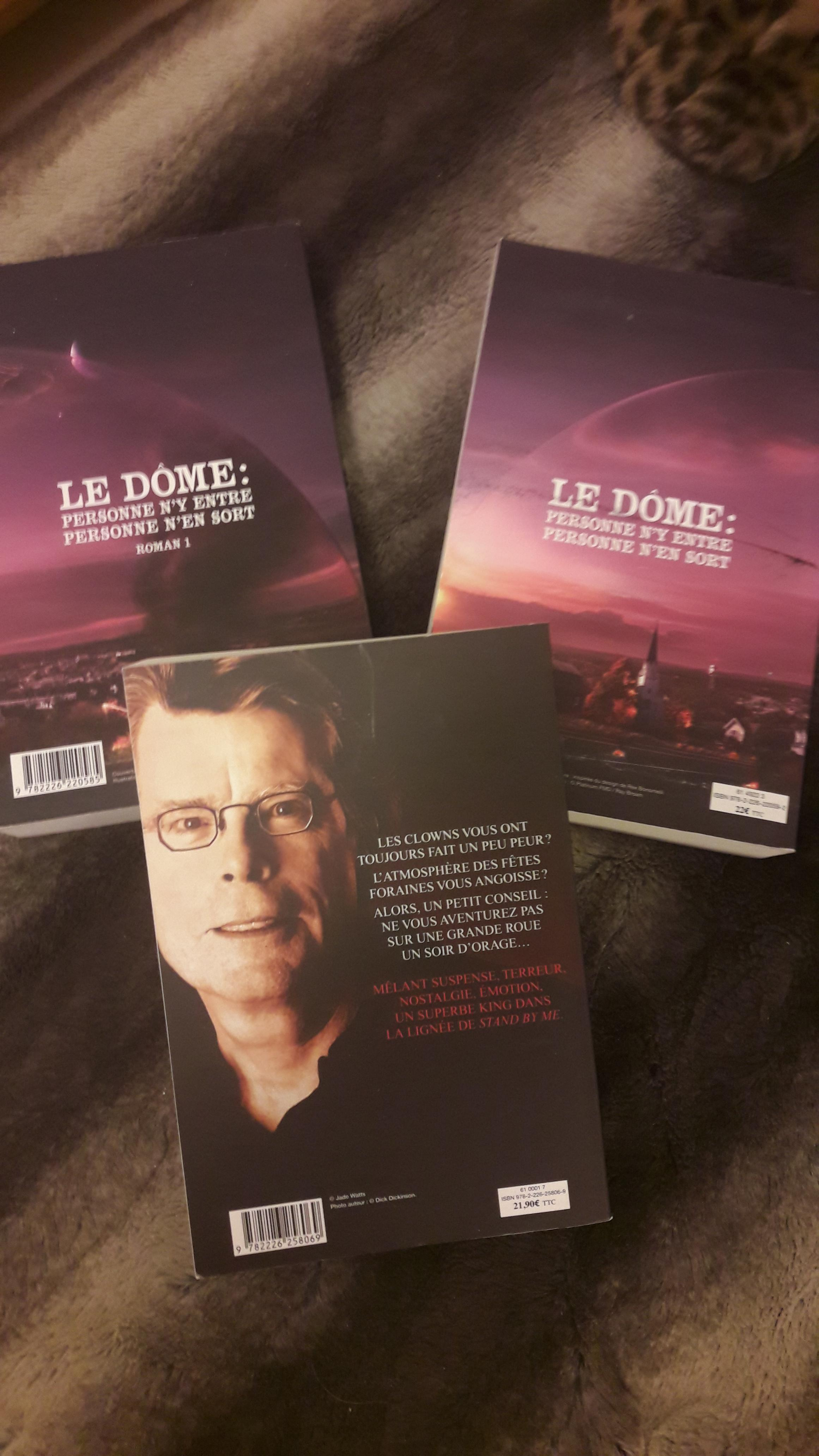 troc de troc lot stephen king image 1