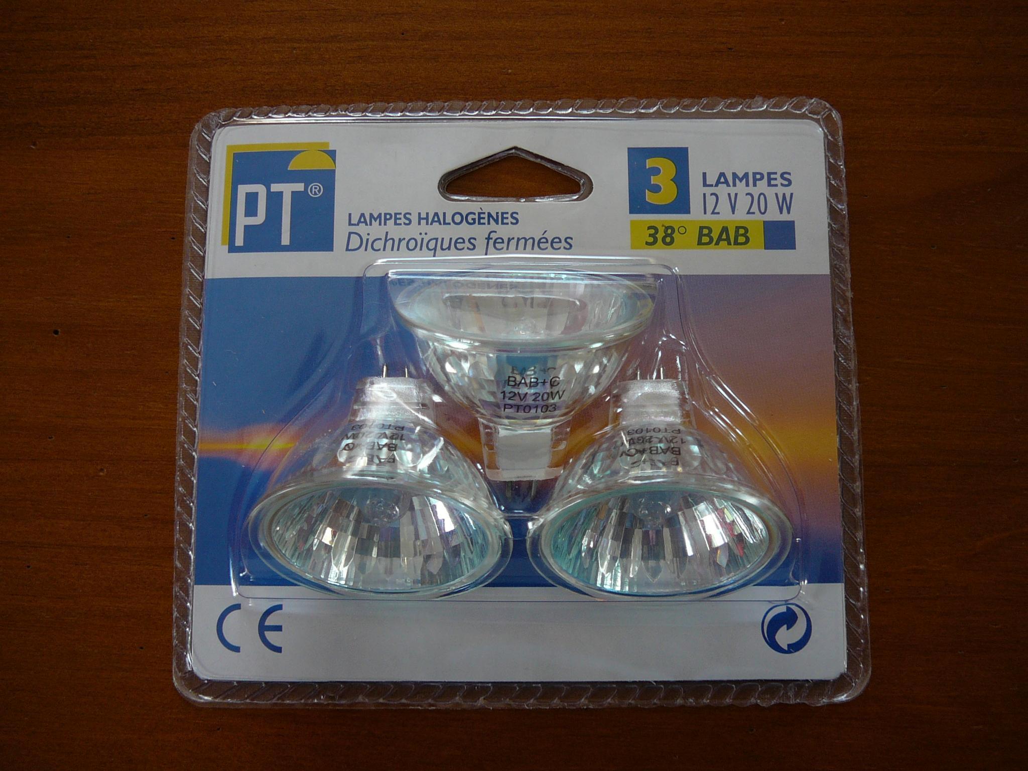 troc de troc lot neufs d'ampoules image 0