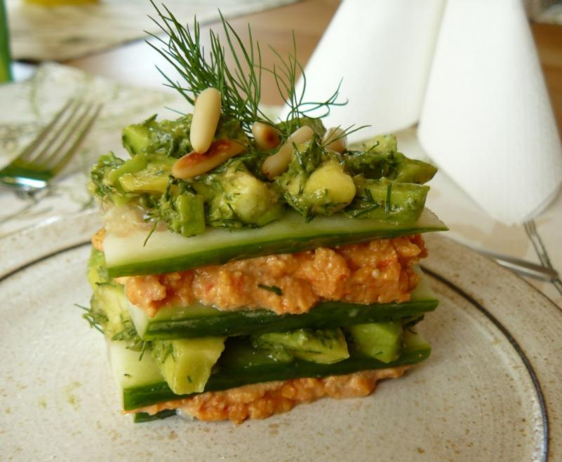 """troc de troc """"cours"""" de cuisine végétalienne image 0"""