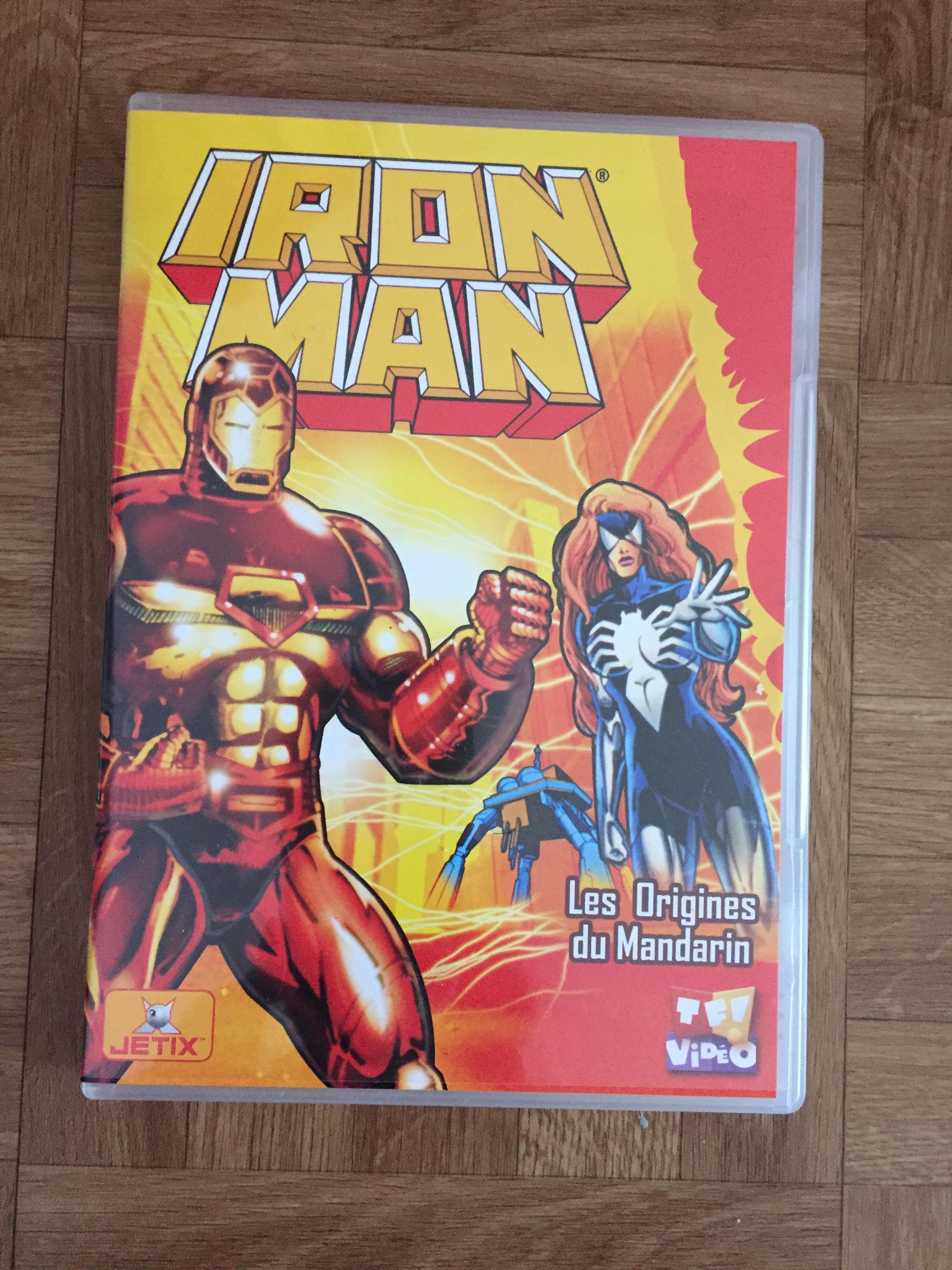 troc de troc dvd iron man image 0
