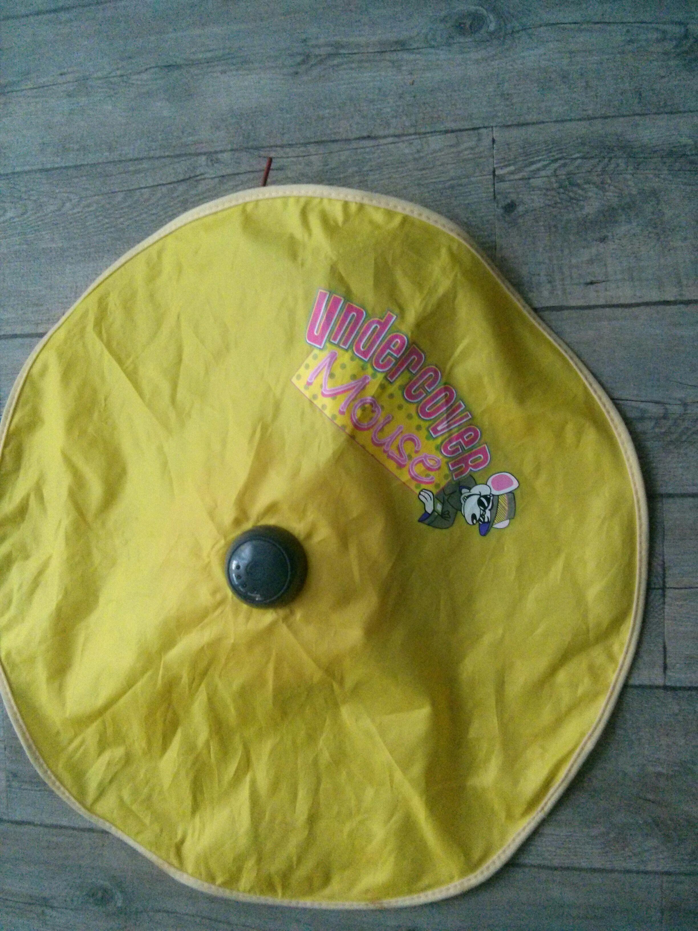 troc de troc jouet chat undercover mouse diamètre 60 cm image 1
