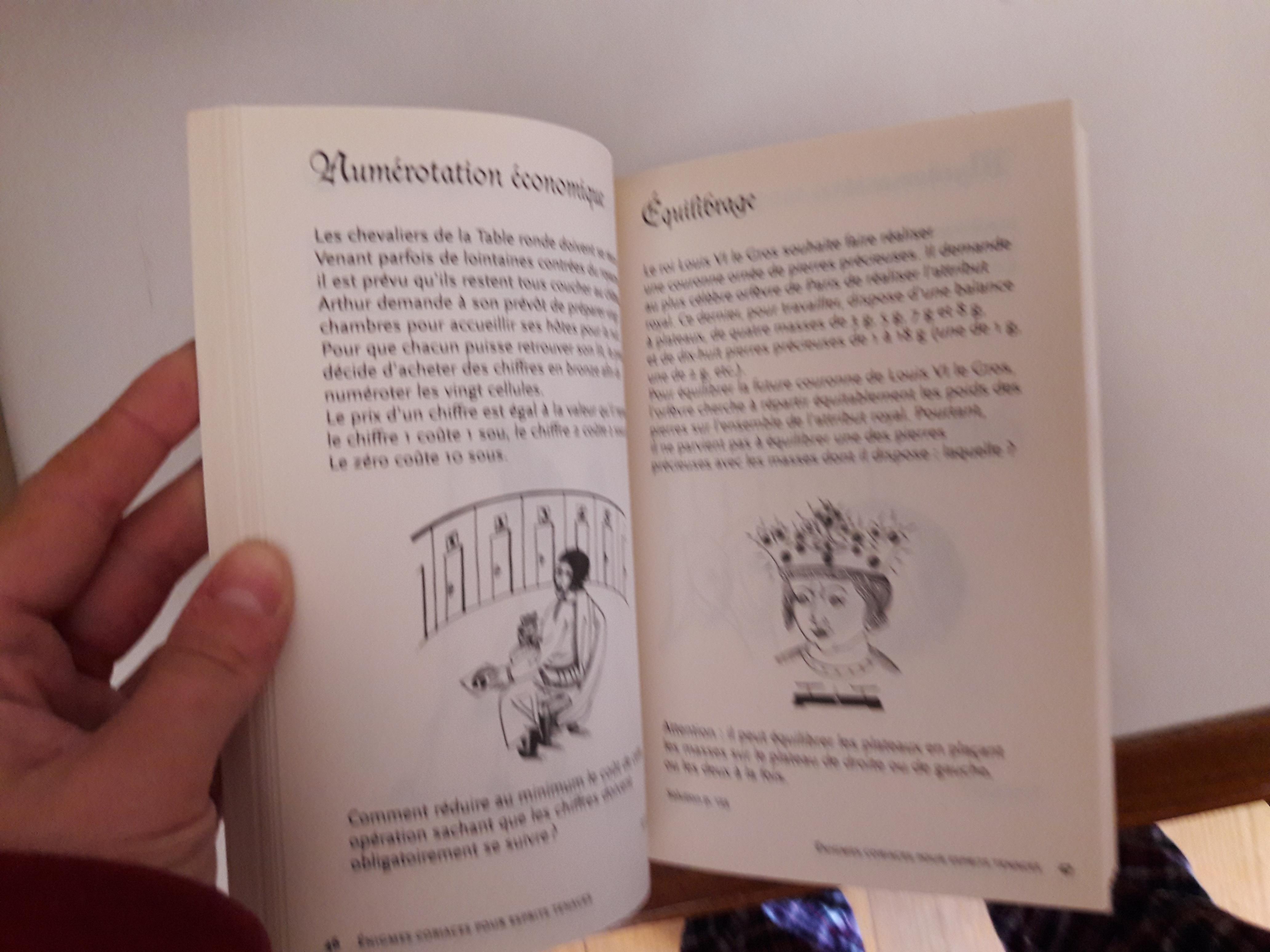 """troc de troc livre """"enigmes coriaces"""" image 2"""