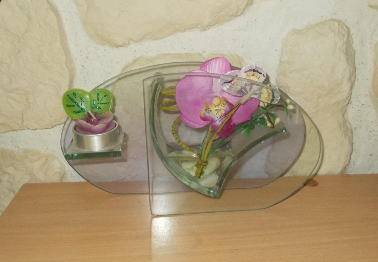 troc de troc décoration orchidée image 1