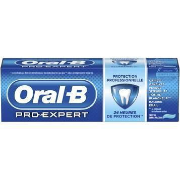 troc de troc echange lot de deux dentifrices oral b professionnel protection image 0