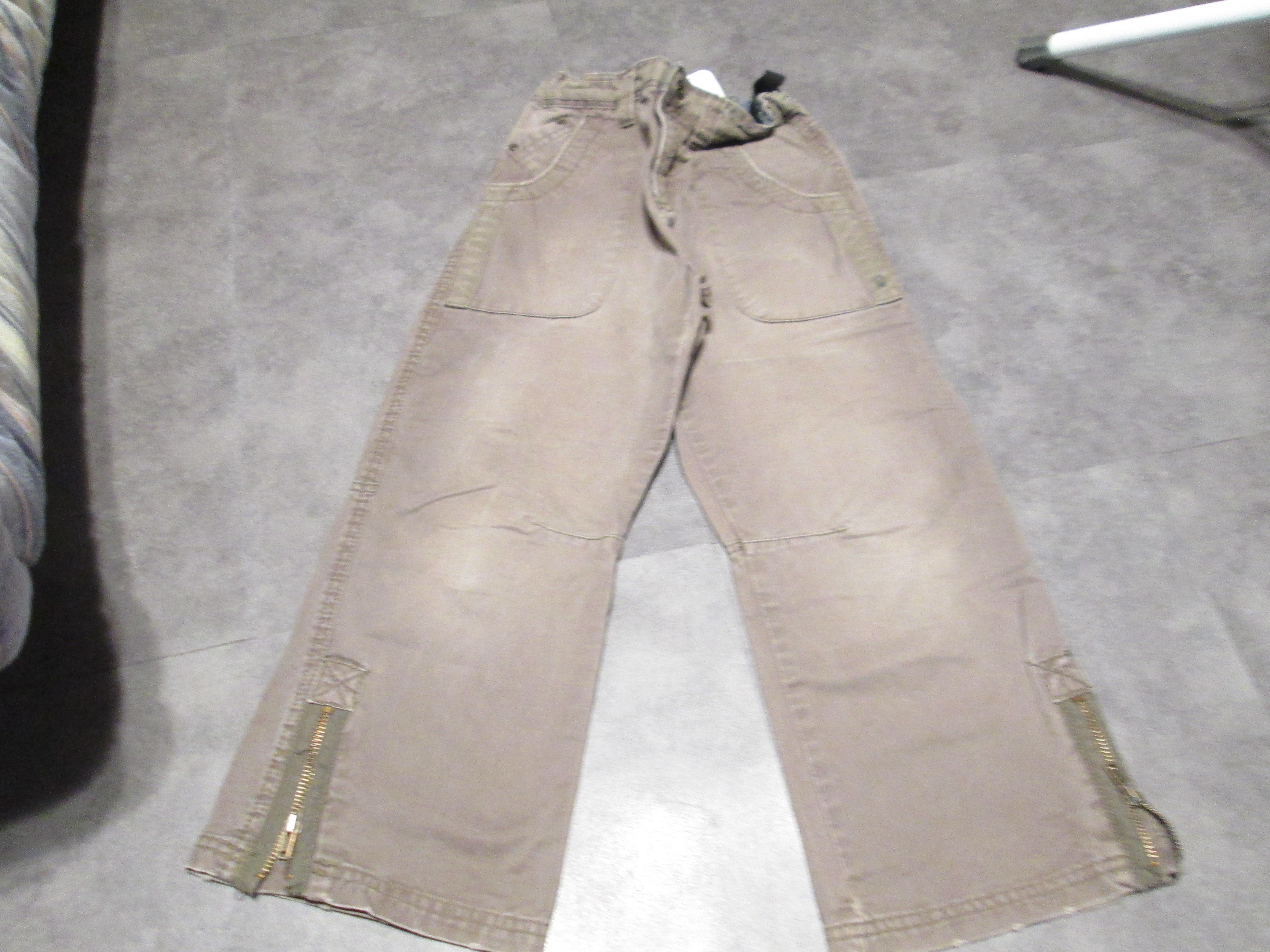 troc de troc pantalon 6 ans reglable marron 5 noisettes image 0