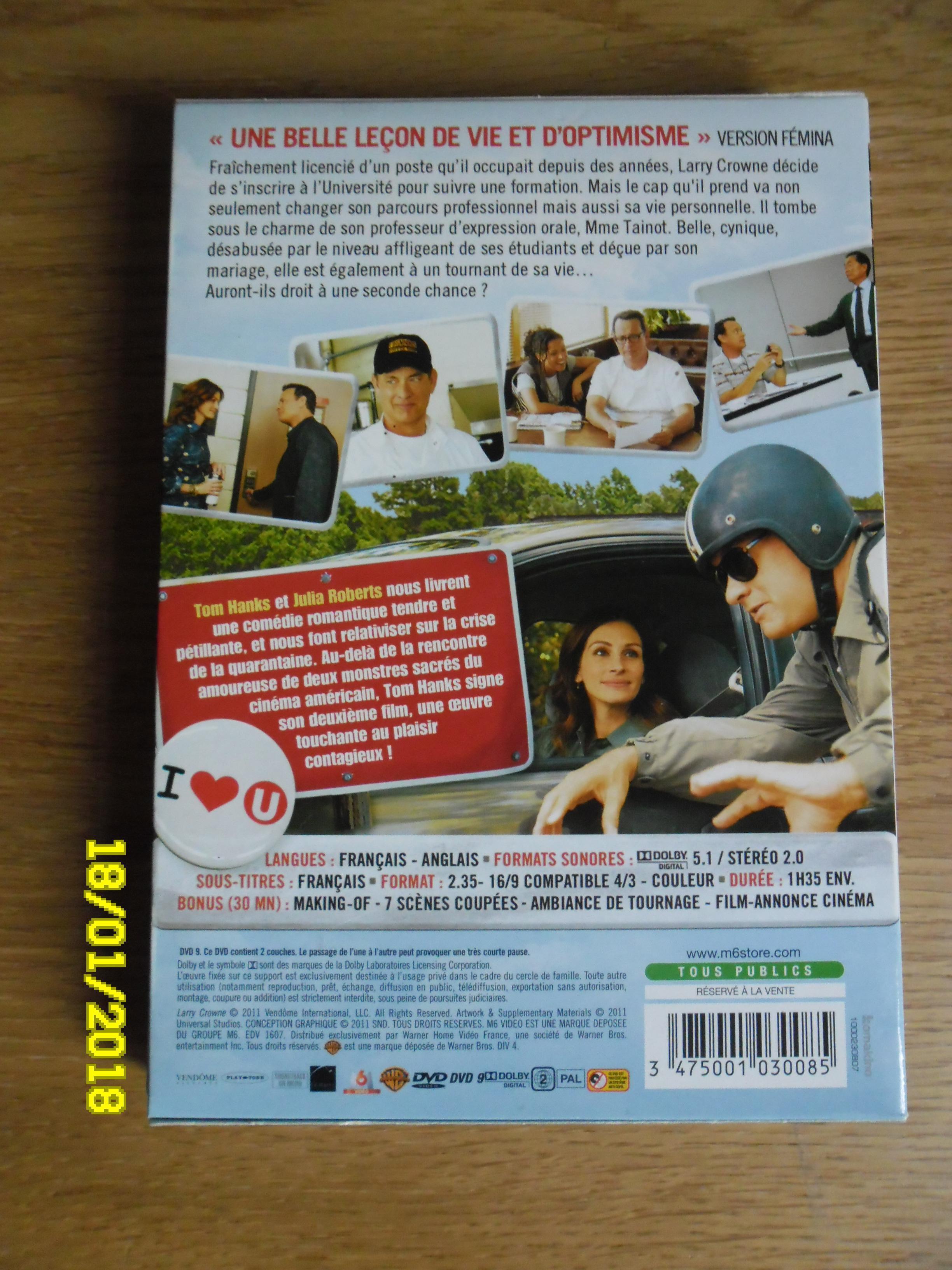 troc de troc dvd il n'est jamais trop tard image 1
