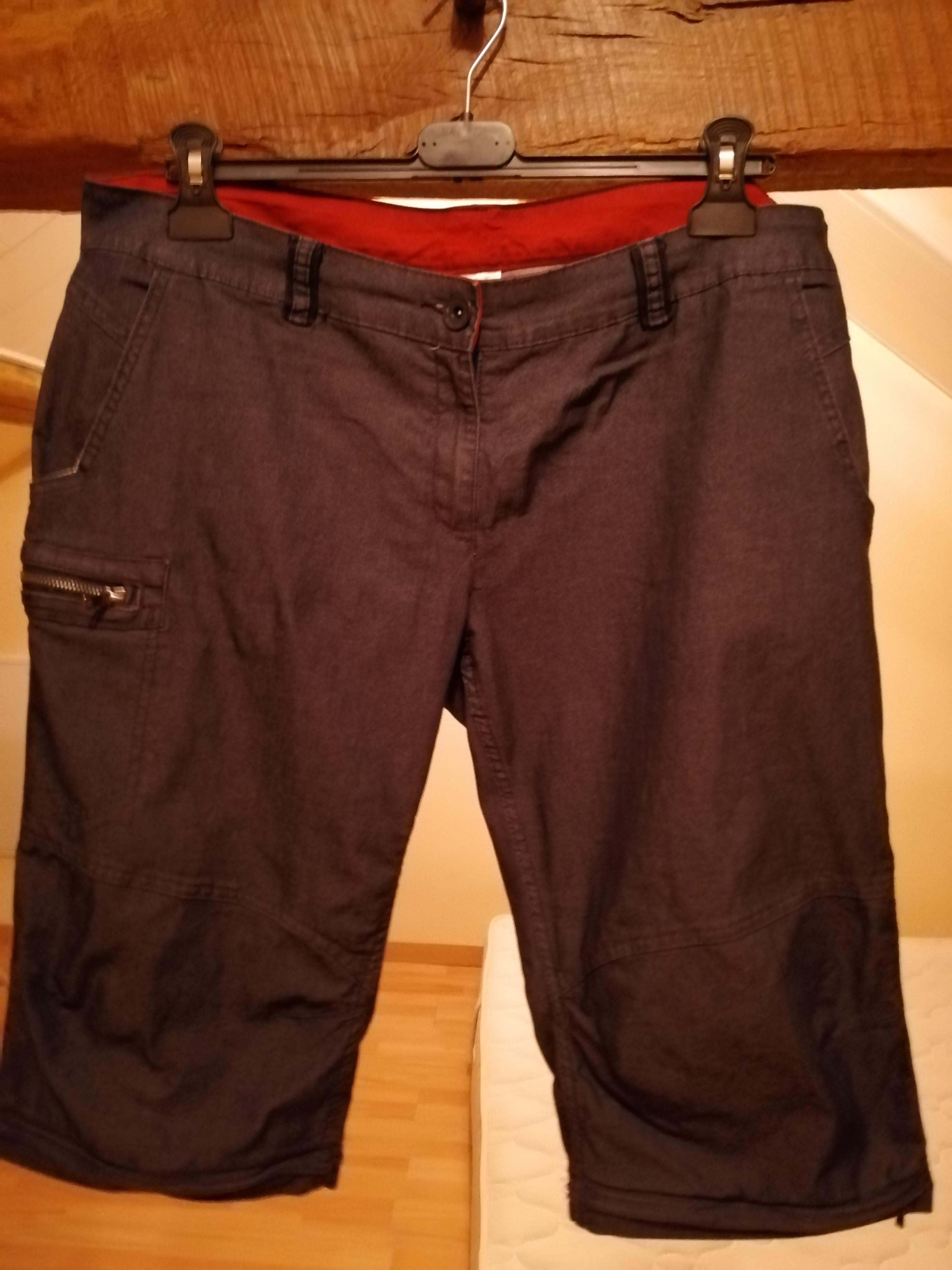 troc de troc réservé bermuda femme  jeans decathlon image 0