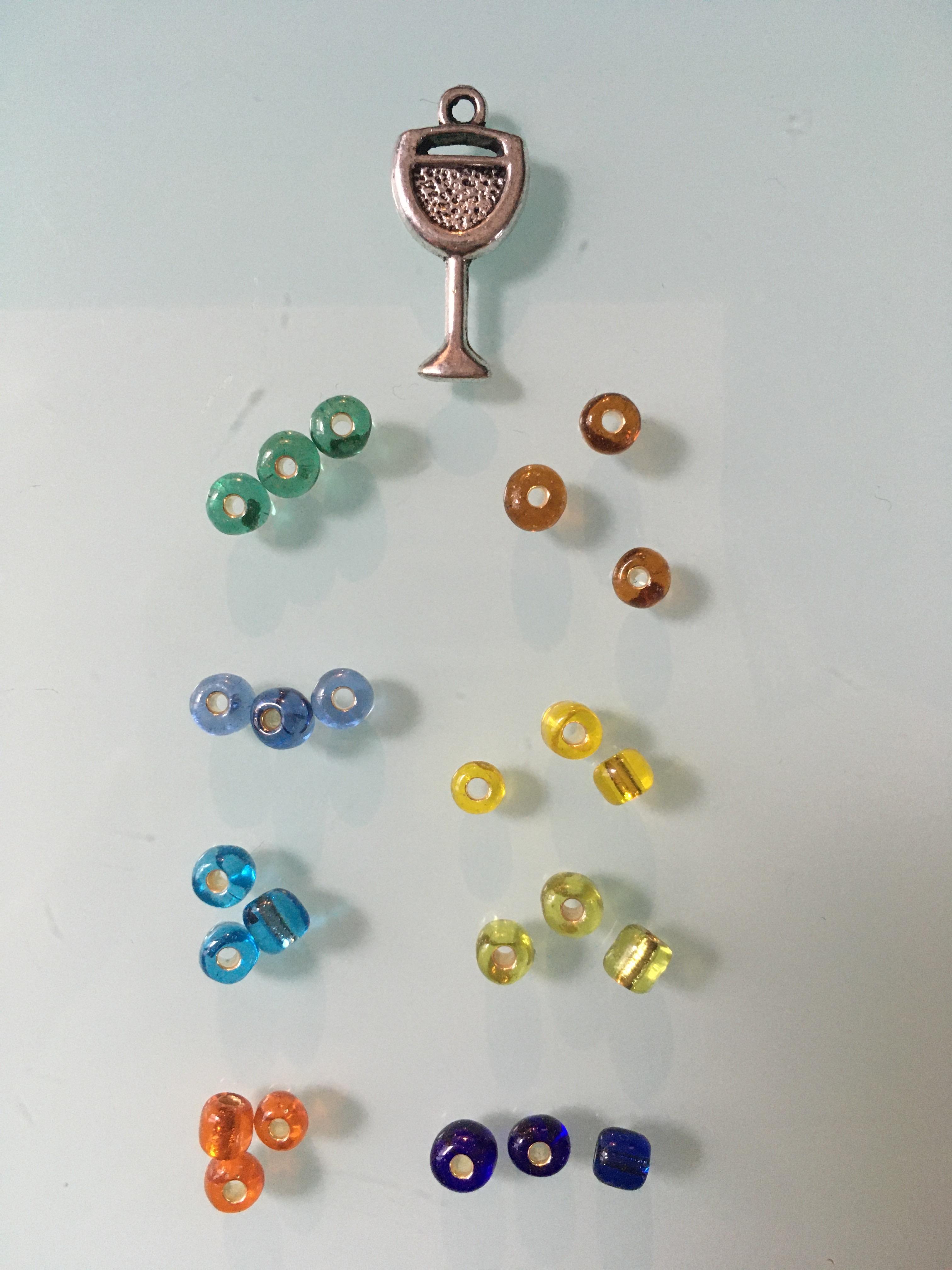 troc de troc lot verre : 8 marques verre image 0