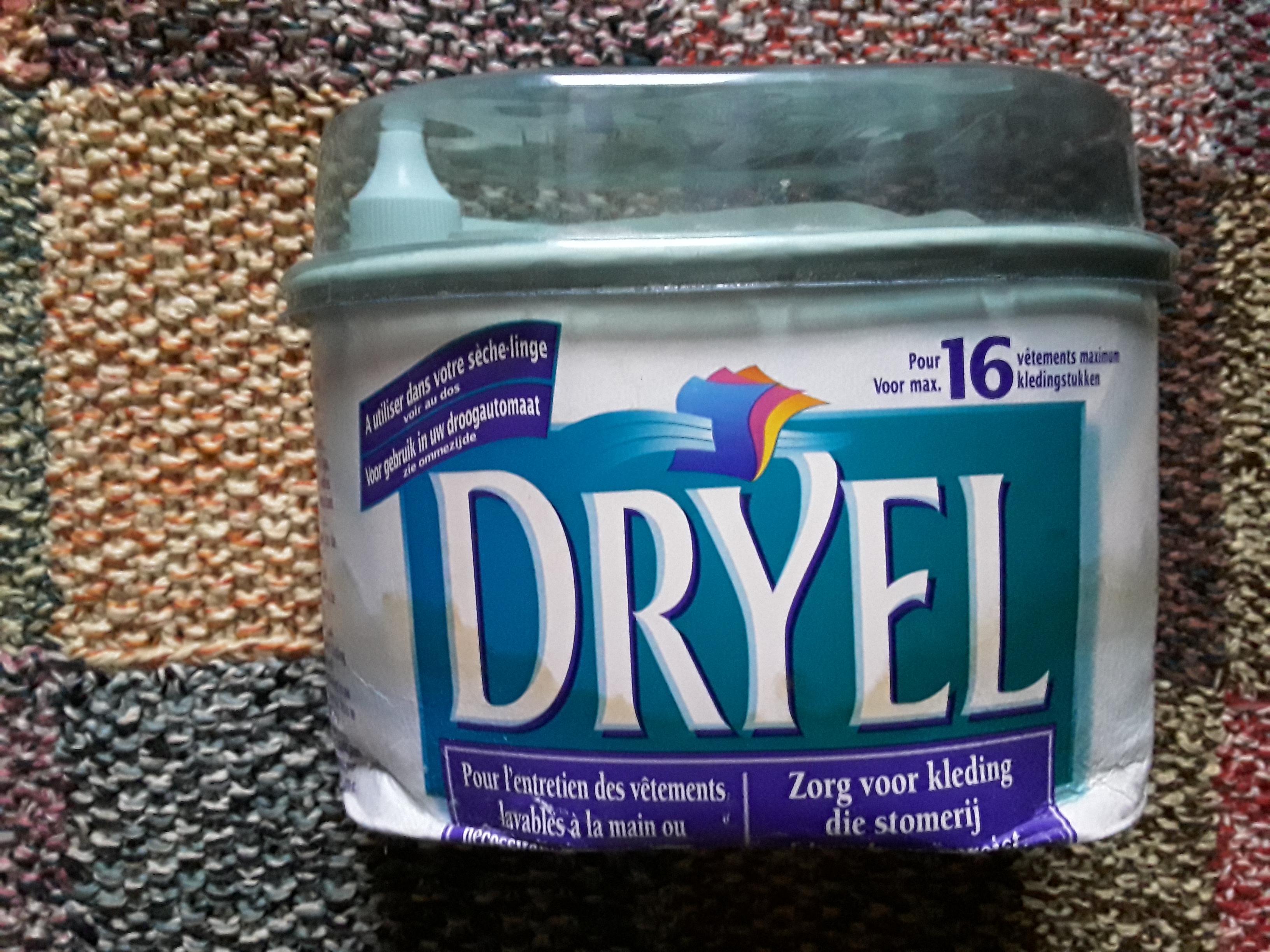 troc de troc nécessaire pour nettoyage à sec dans le sèche-linge image 0