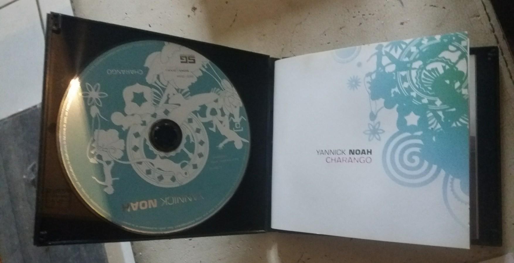 troc de troc cd yannick noah image 2