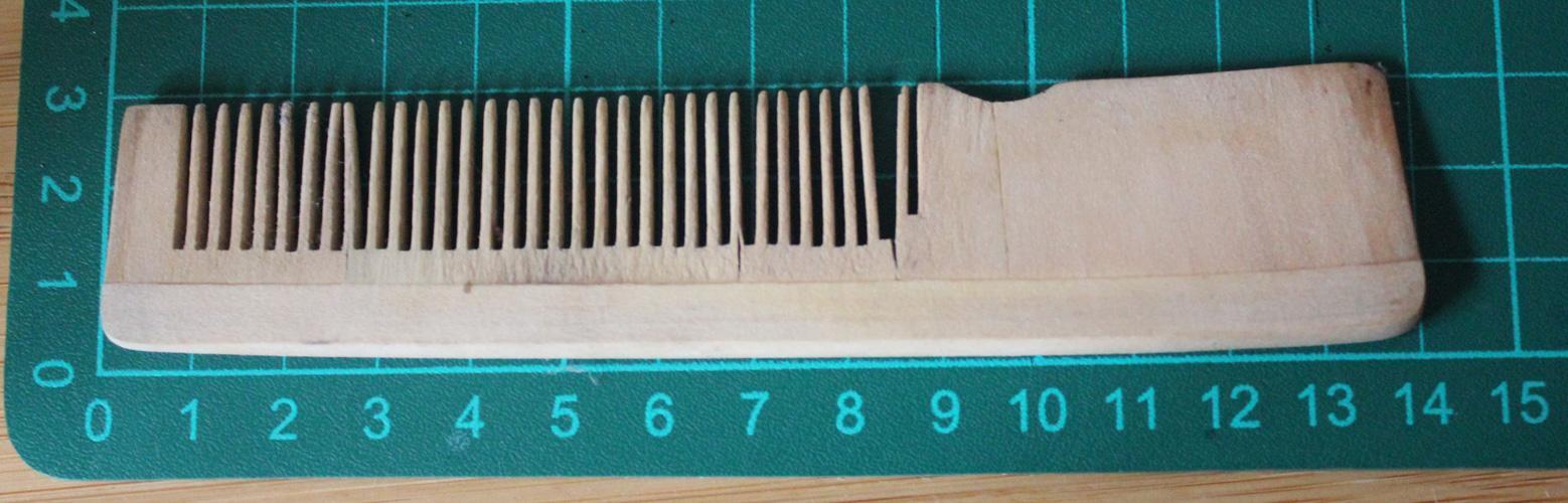 troc de troc peigne en bois image 0