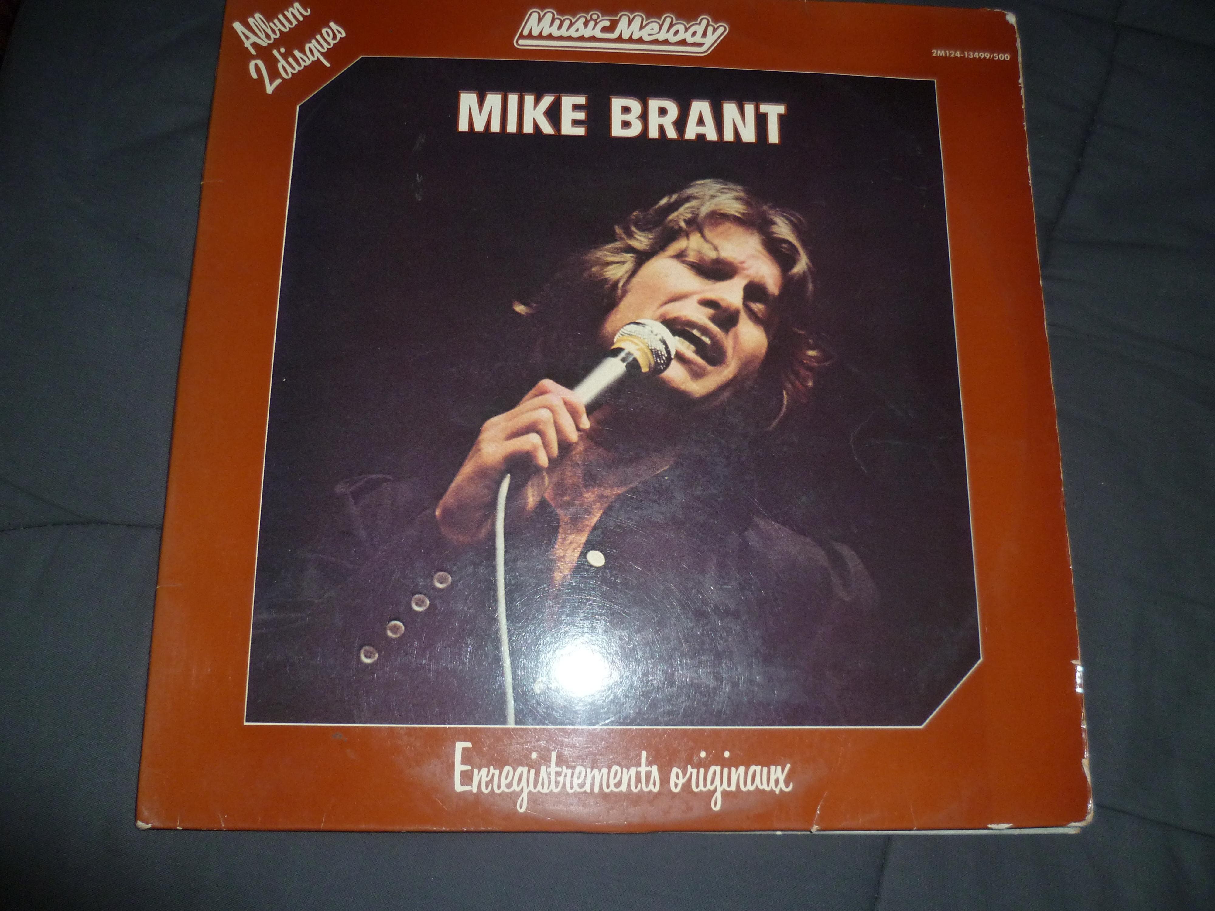 troc de troc vinyle mike brant double image 0
