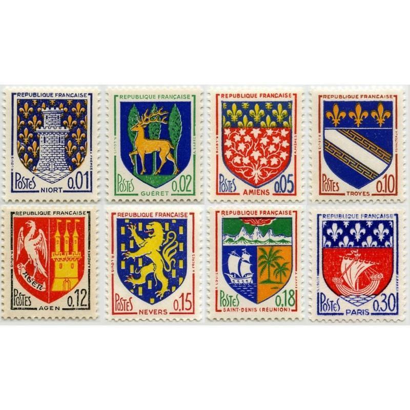 troc de troc timbre armoiries image 1