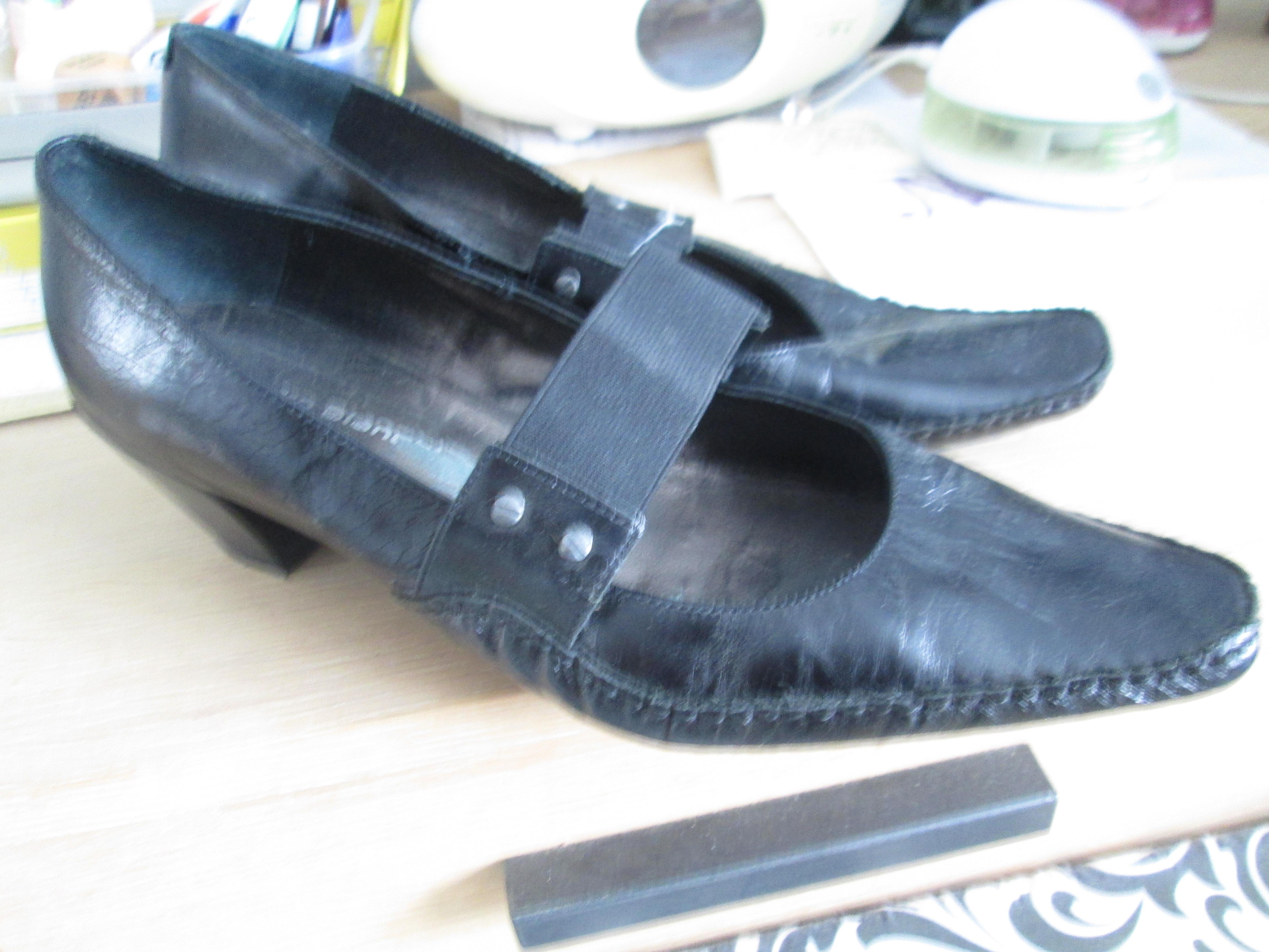 troc de troc belle chaussures pointure 39  marque pierre bianchi comme neuf image 0