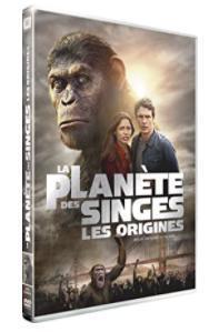 troc de troc dvd - la planète des singes : les origines image 0