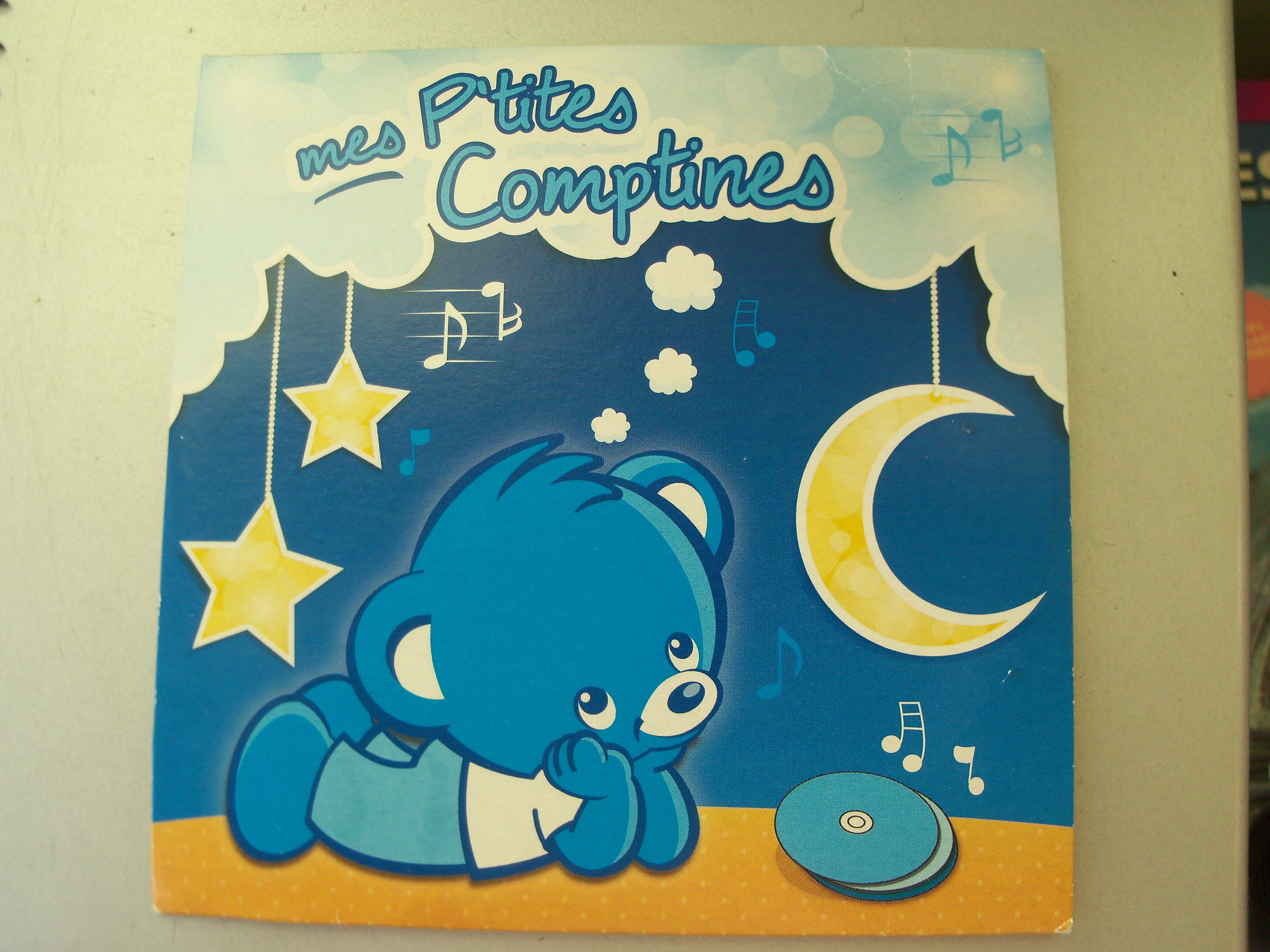 troc de troc cd comptines image 0