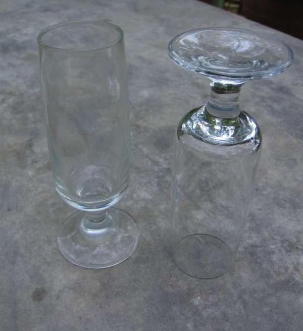 troc de troc à lyon = 9 coupes à champagne pour les fetes et jour de l'an :) image 0