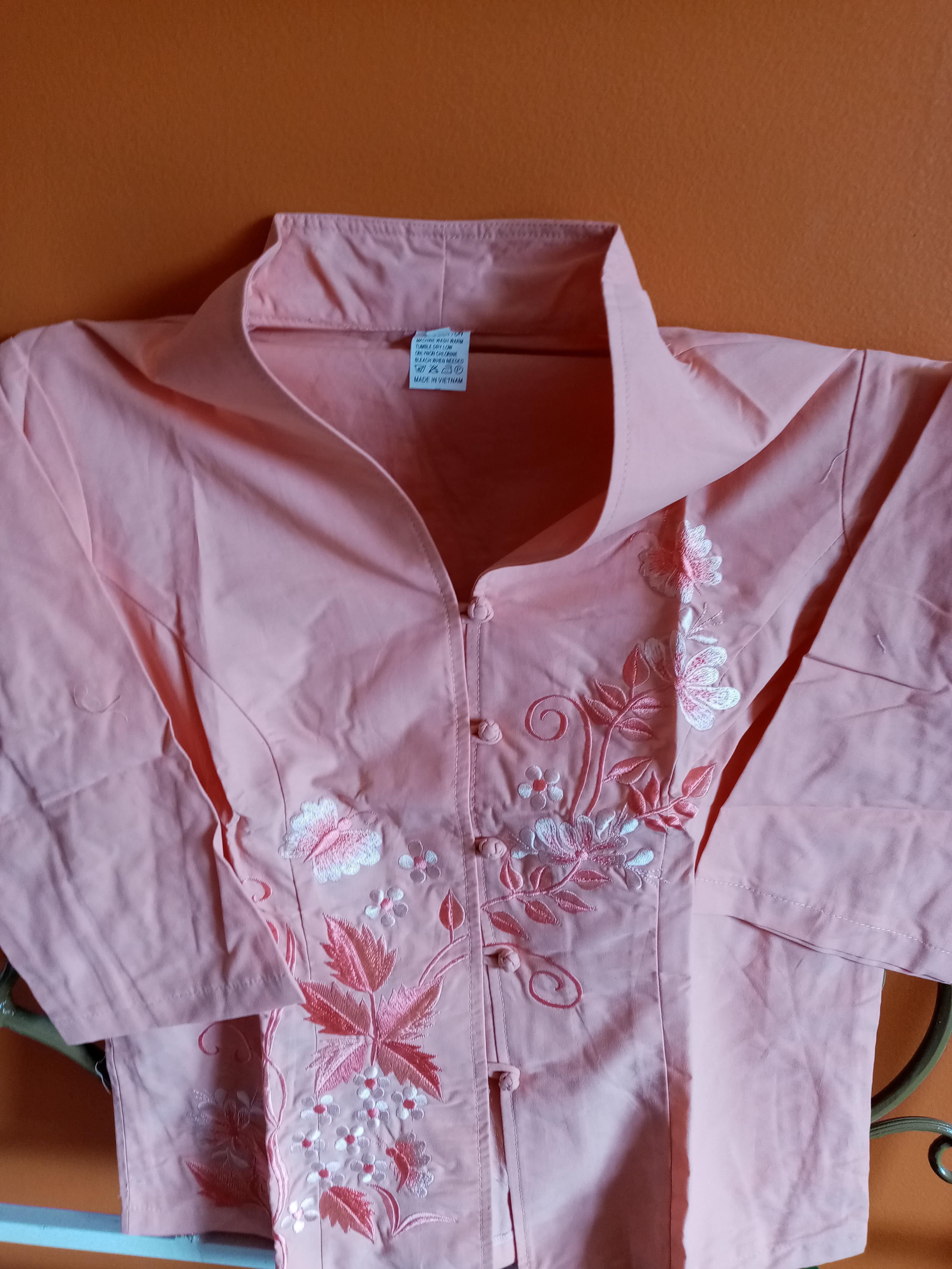 troc de troc blouse en cotton image 0