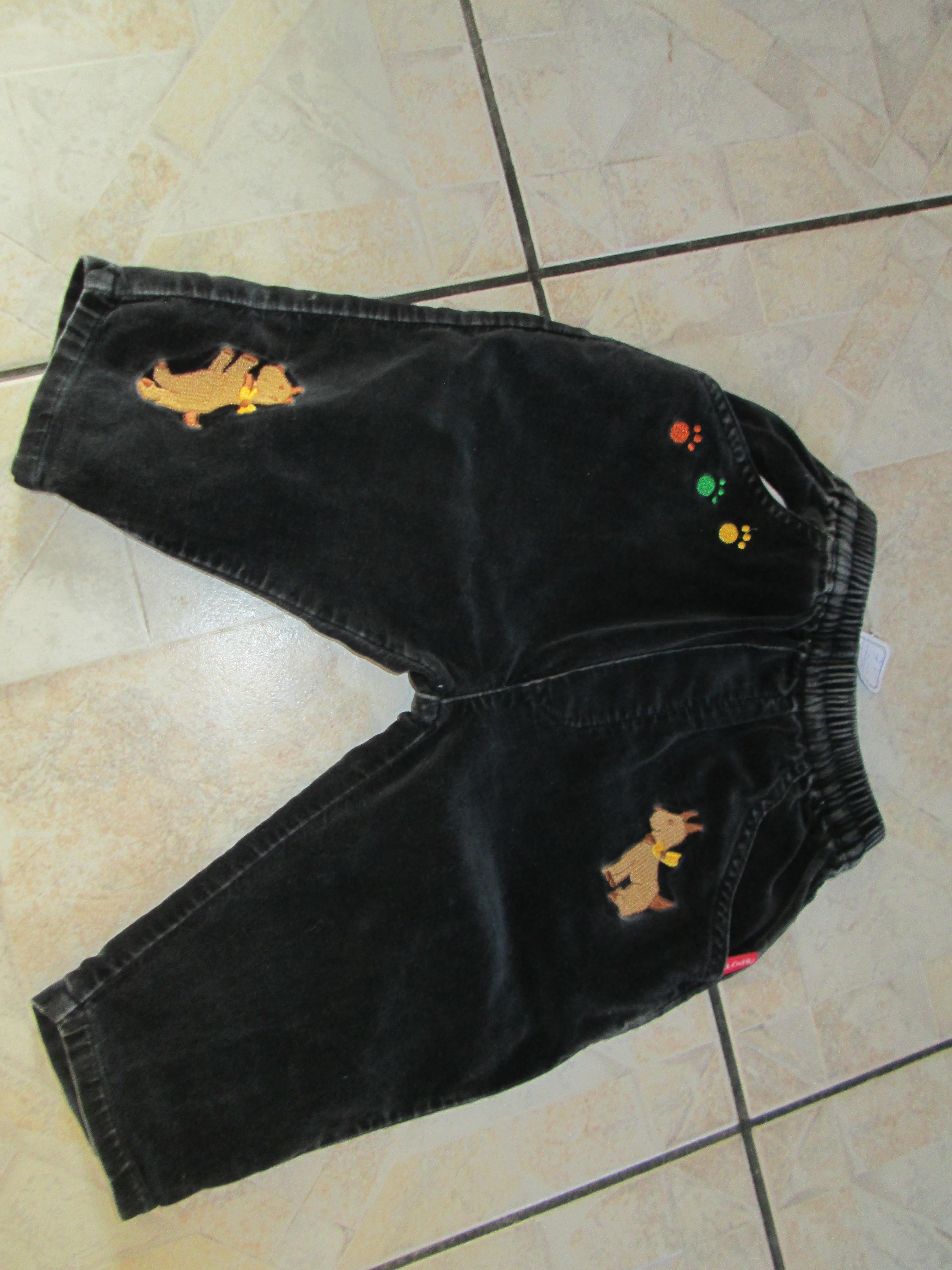 troc de troc pantalon 18 mois     3 noisettes image 0