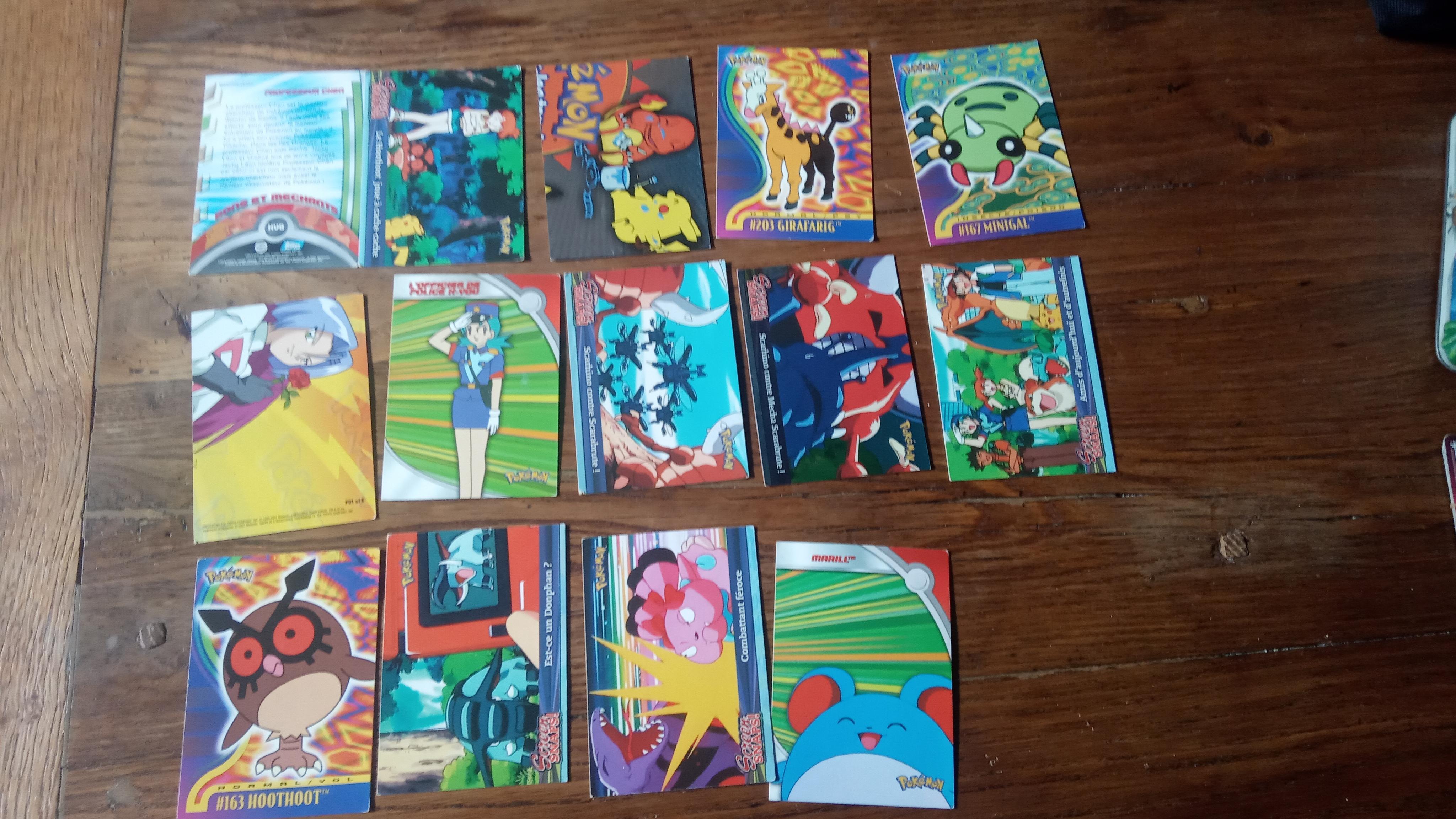 """troc de troc """"réservé"""" cartes explicatives pokémon image 0"""
