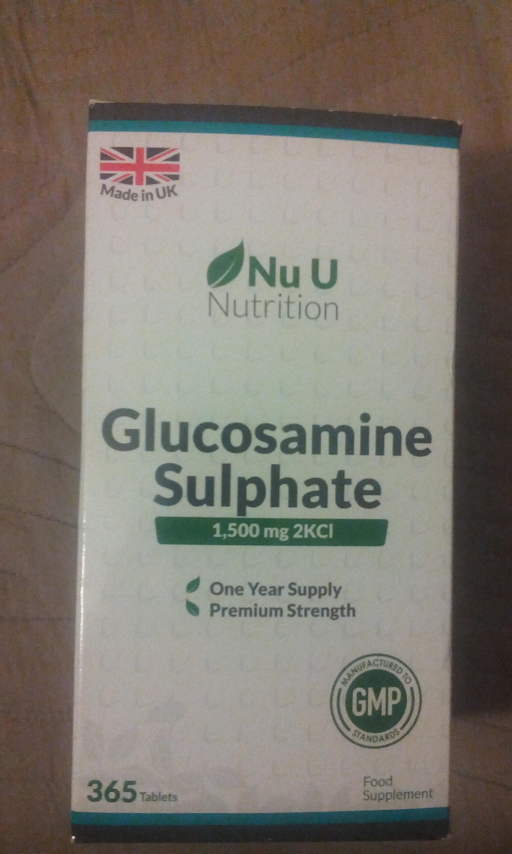 troc de troc sulfate de glucosamine image 0