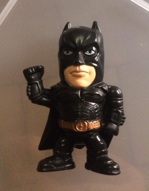 troc de troc mini figurine batman dc comics - 7 cm image 0