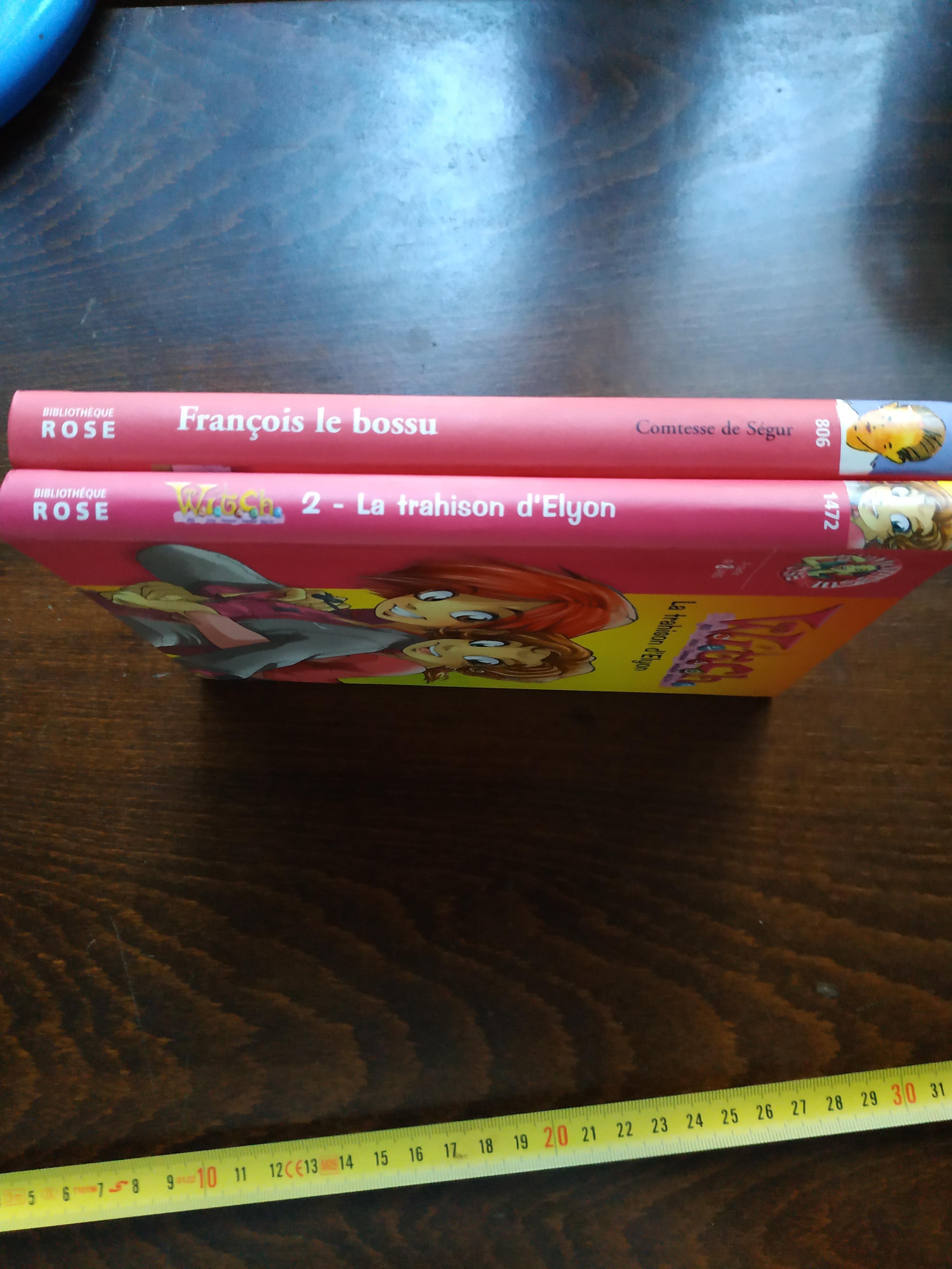 troc de troc réservé bibliothèque rose à partir de 8 ans image 2