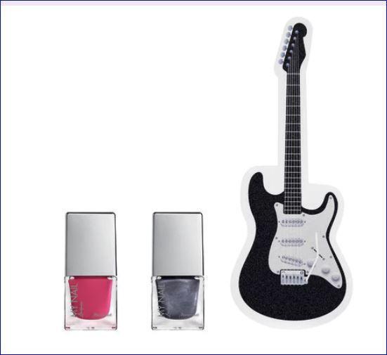 troc de troc reservé c set de vernis a ongles musique addict - harmonie rose image 1