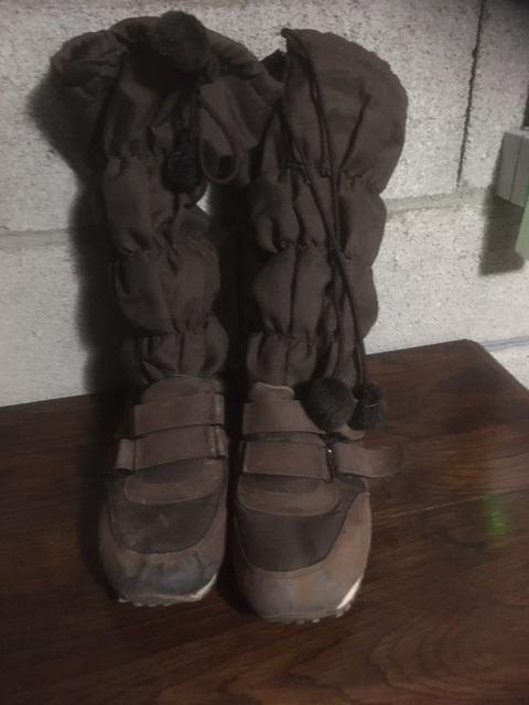 troc de troc bottes fourrées pointure 39-40 image 1
