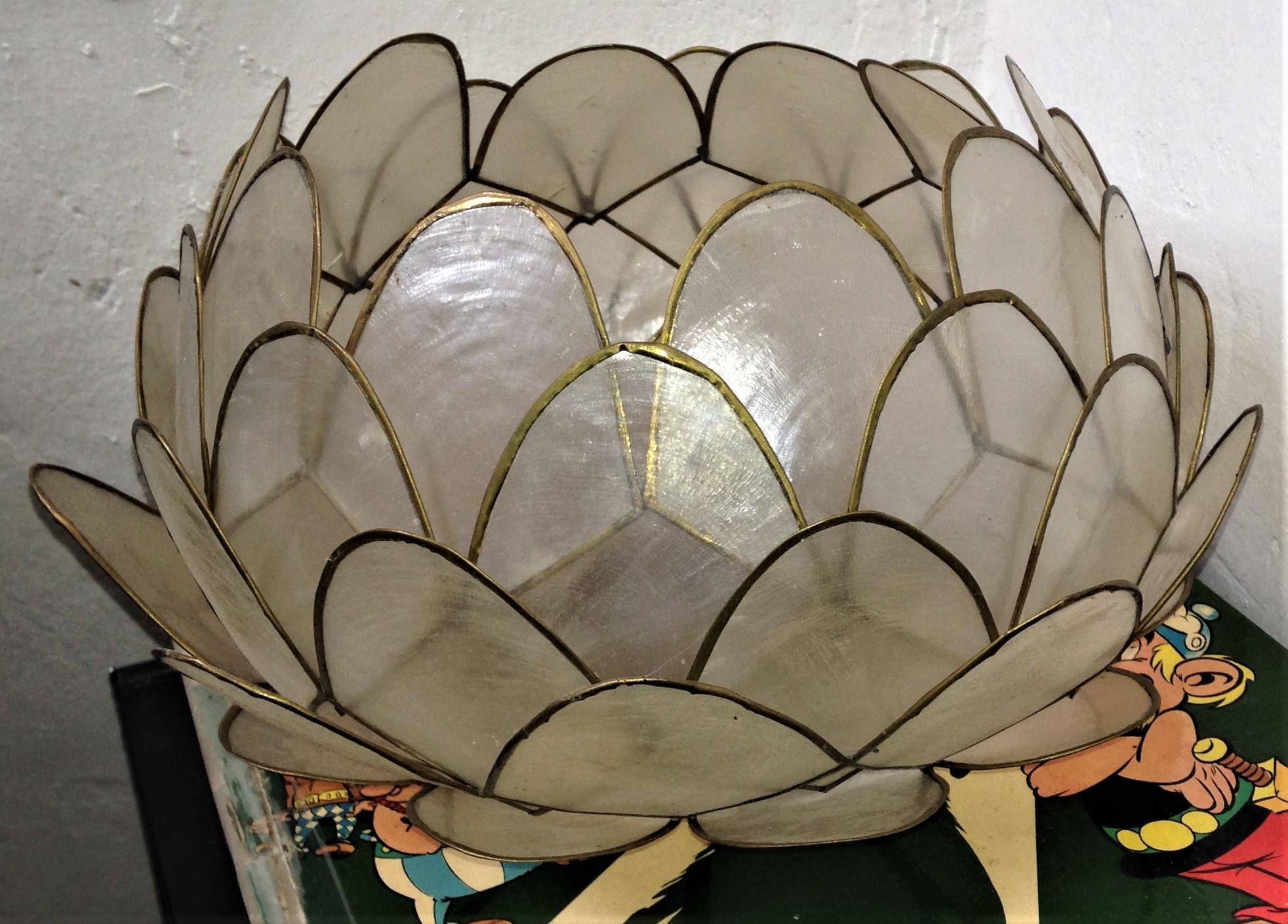 troc de troc abat jour lotus réservé image 0