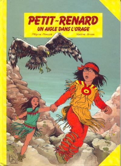 """troc de troc recherche bds """"petit renard"""" image 1"""