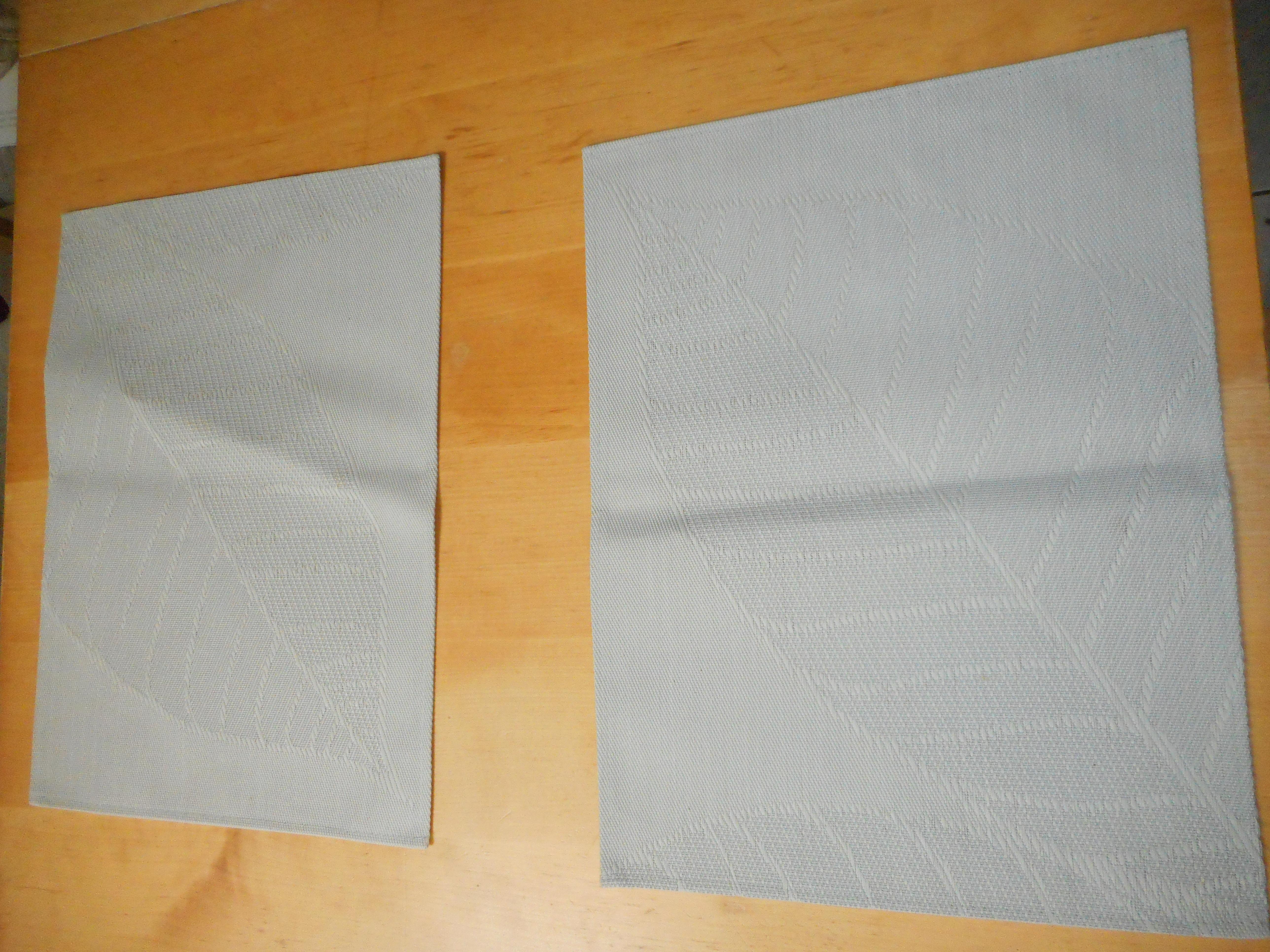 troc de troc set de table gris image 0
