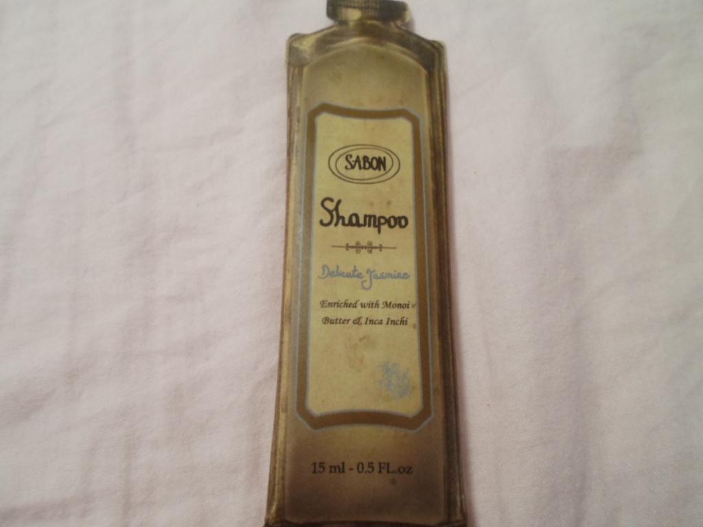"""troc de troc * Échantillon sabon de 15 ml de shampoing """"delicate jasmine"""" image 0"""