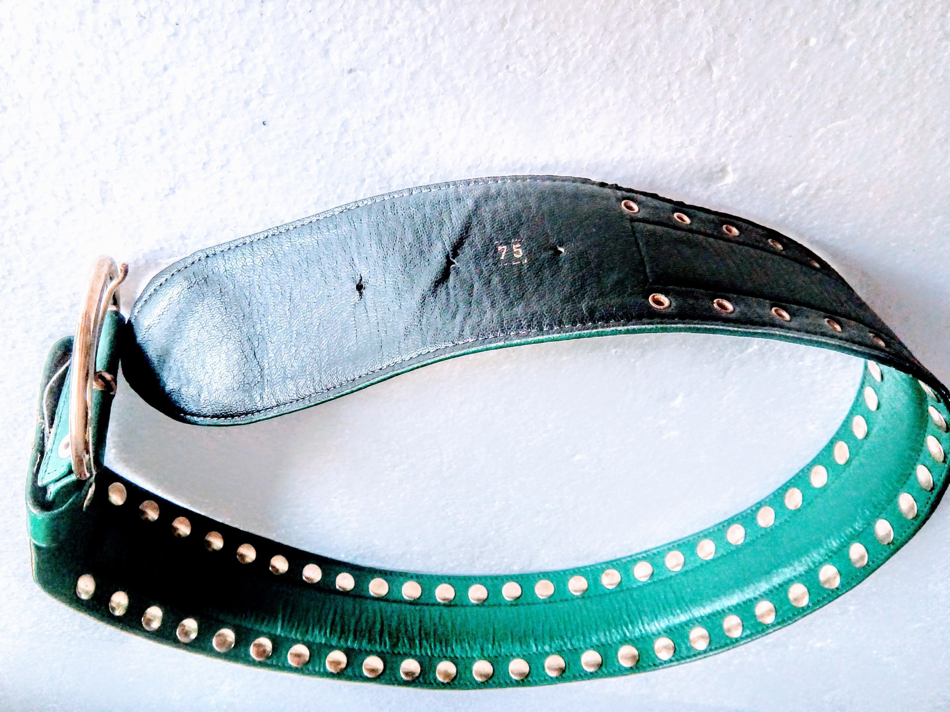 troc de troc ceinture À clous 75 image 1
