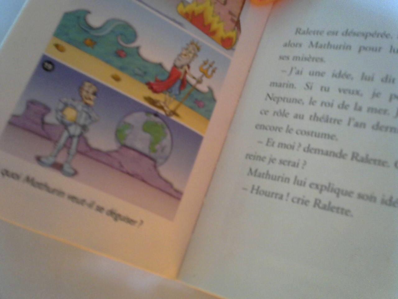 """troc de troc livre ratus """"ralette reine du carnaval"""" image 2"""