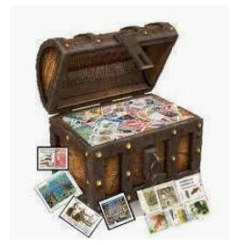 troc de troc en suspens la malle aux timbres - lot 000 timbres fr (+ 20 en kdo) image 0