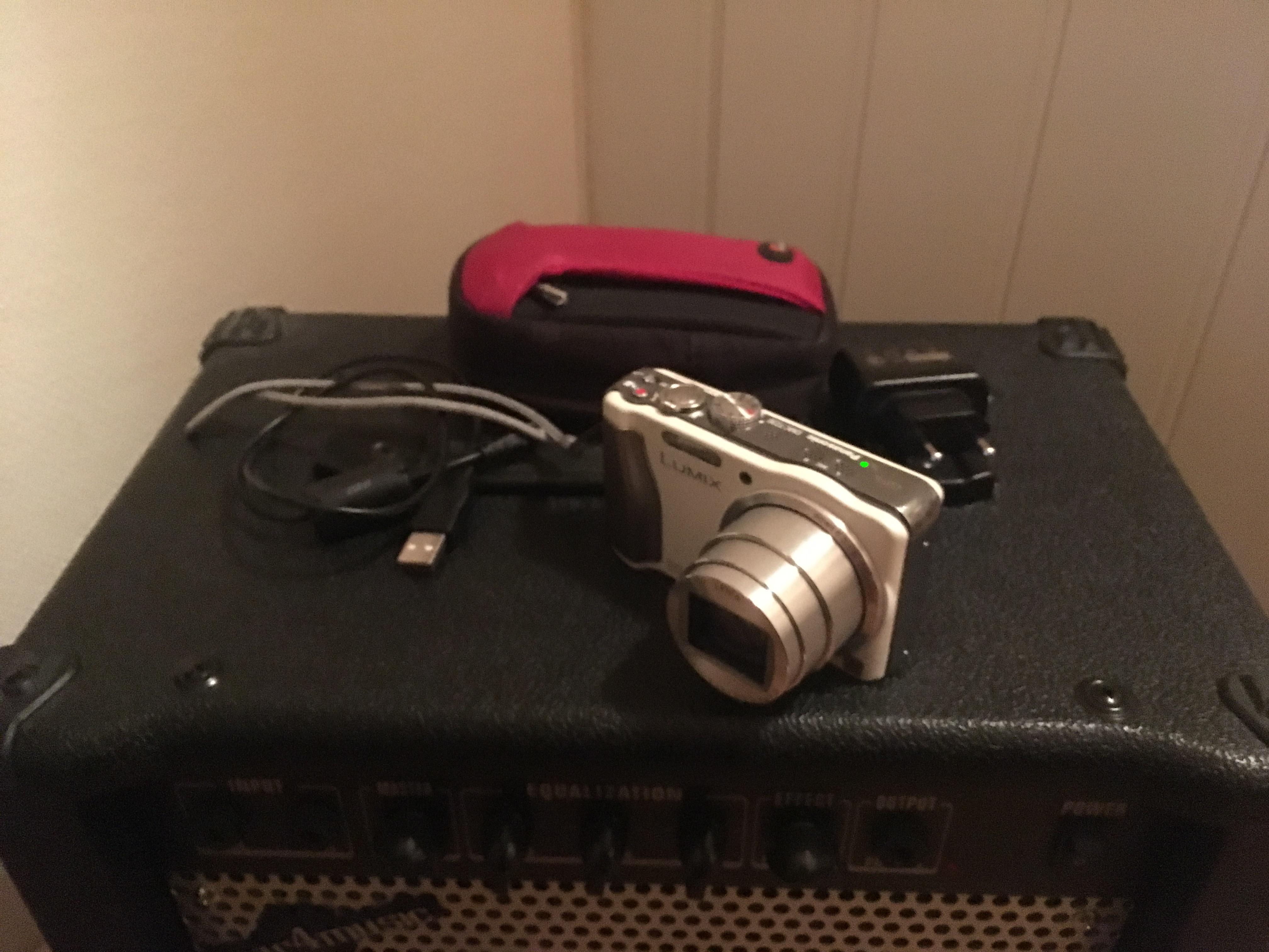 troc de troc Échange appareil photo numérique panasonic contre un vidéo projec image 2