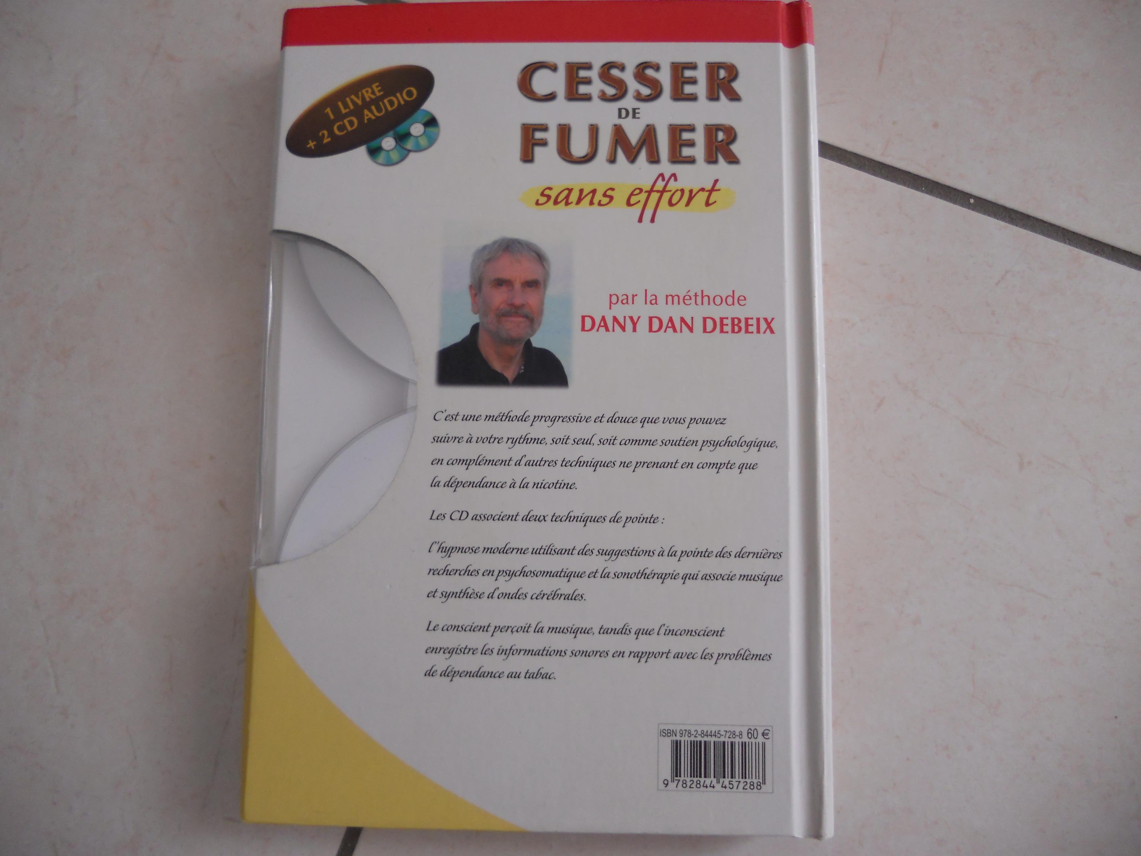 troc de troc livre cd cesser de fumer - réservé image 1