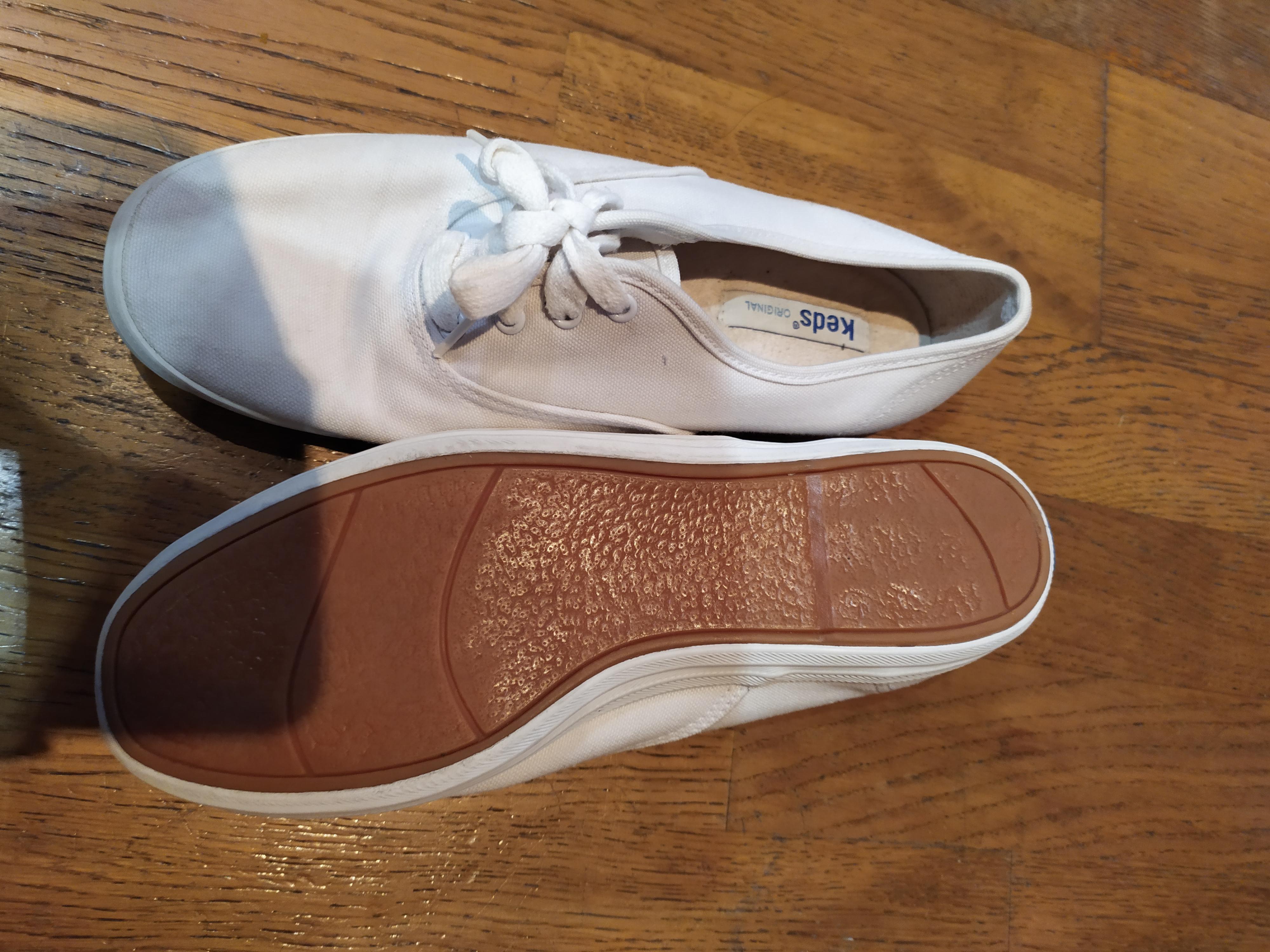 troc de troc chaussure keds 38 image 1