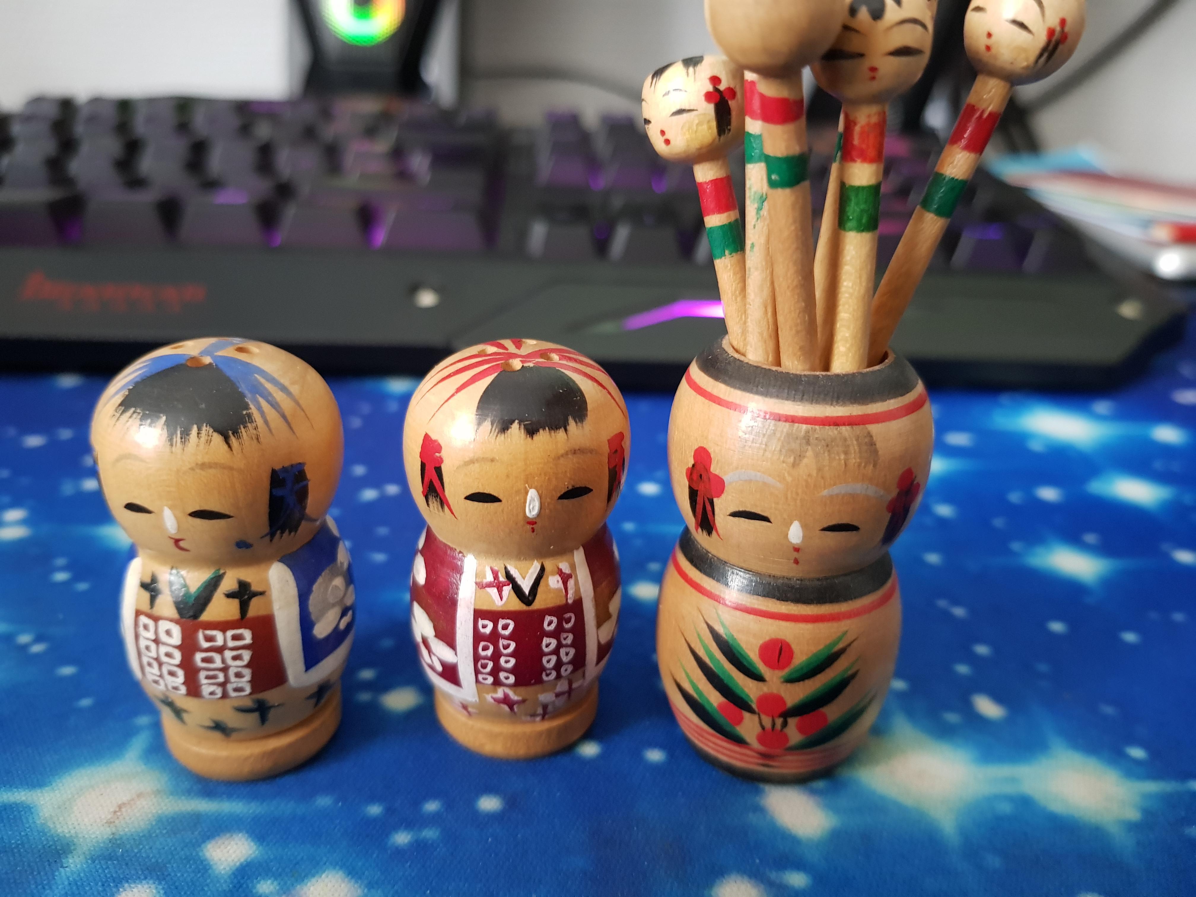 troc de troc ensemble sel poivre piques en bois japonais image 1