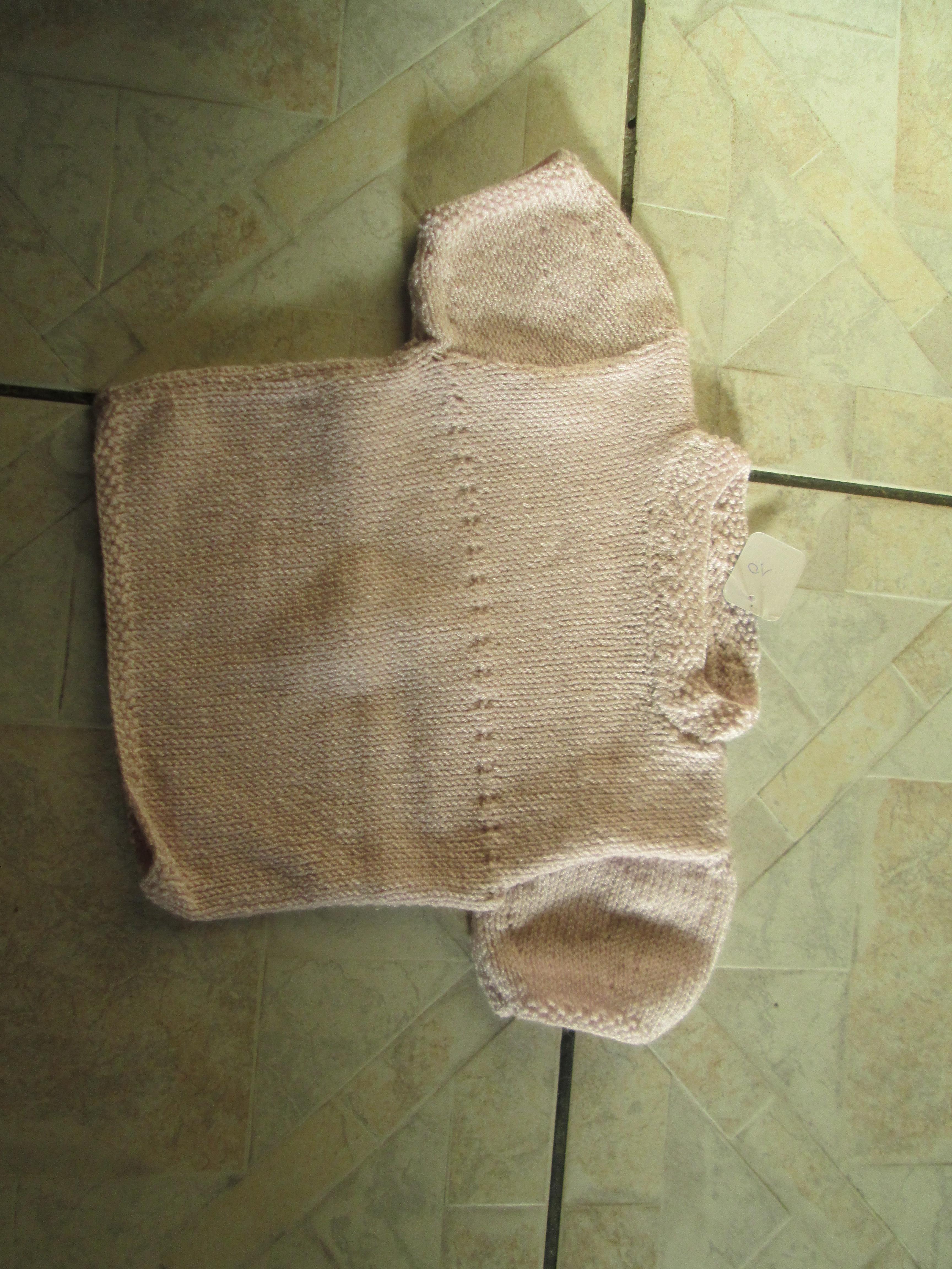 troc de troc pull laine 3 mois m courtes 5 noisettes image 0