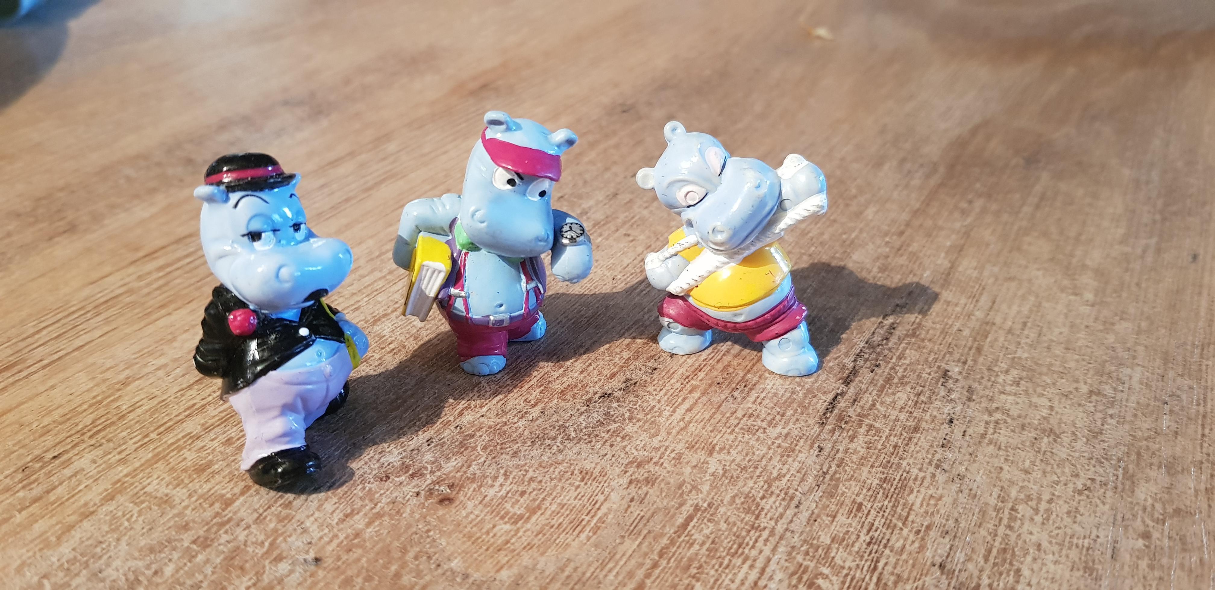 troc de troc lot mini figurines image 0