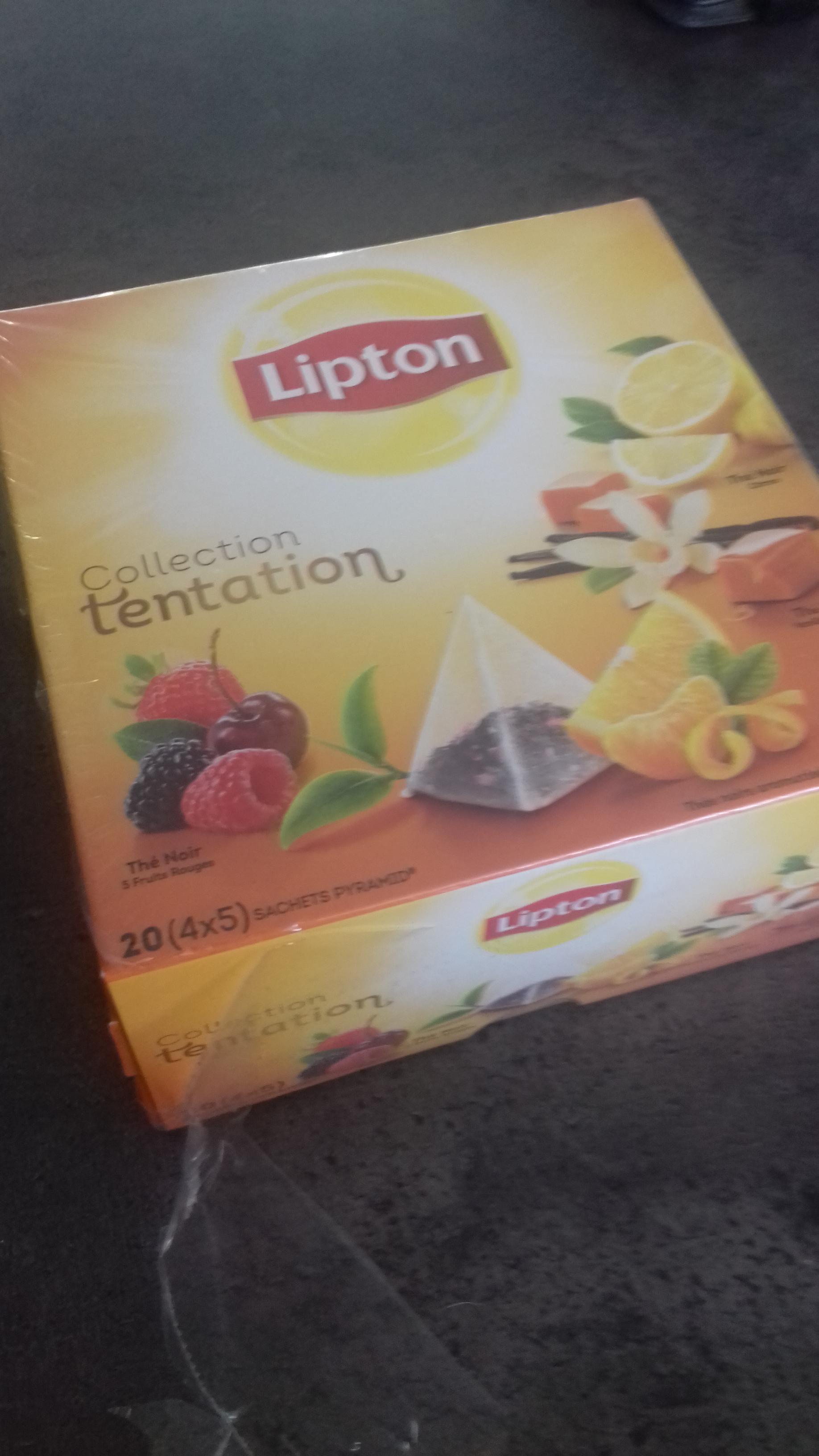 troc de troc reserve thé lipton image 0