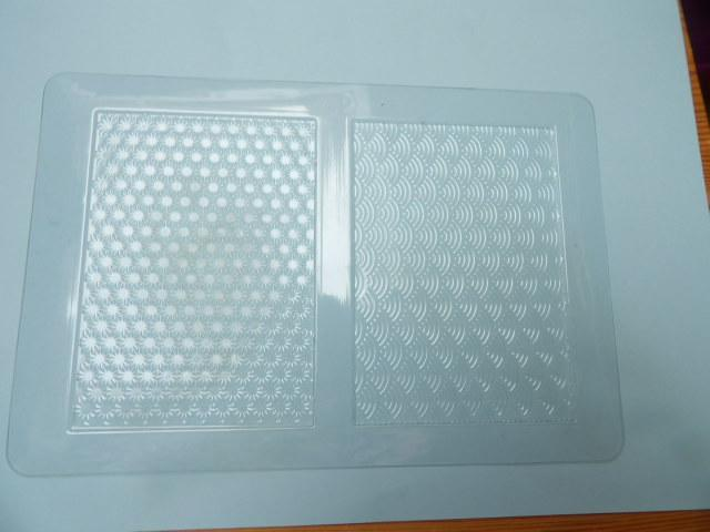 troc de troc plaque 3d pour pate fimo ou modelage image 0