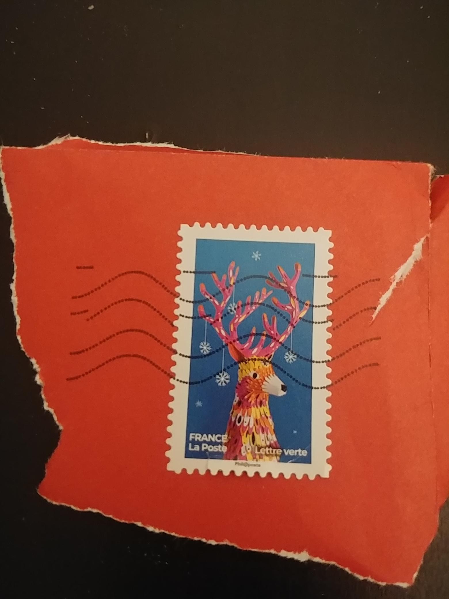 troc de troc timbre oblitéré pour collection image 0